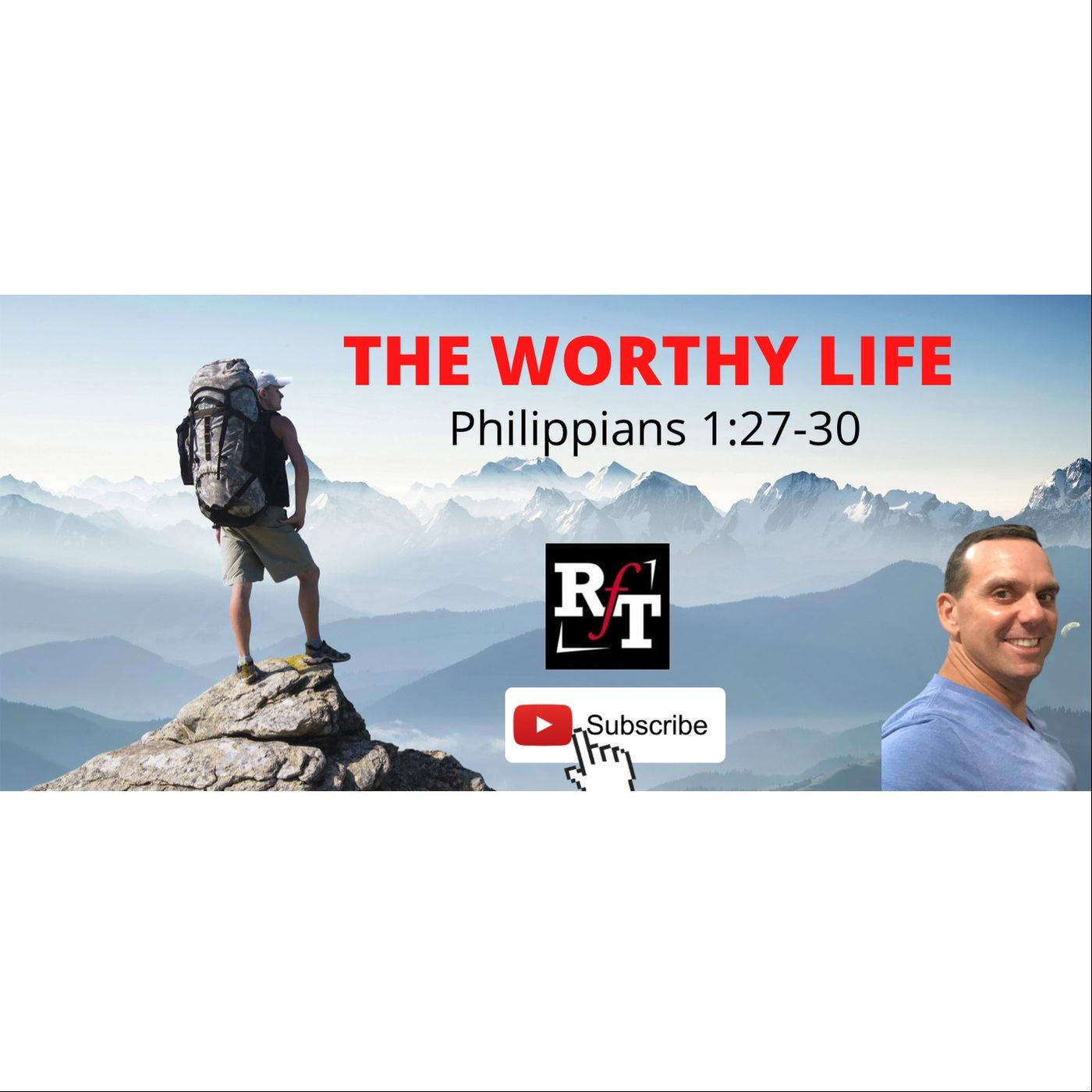 PT1-THE WORTHY LIFE - 3:9:21, 1.04 PM