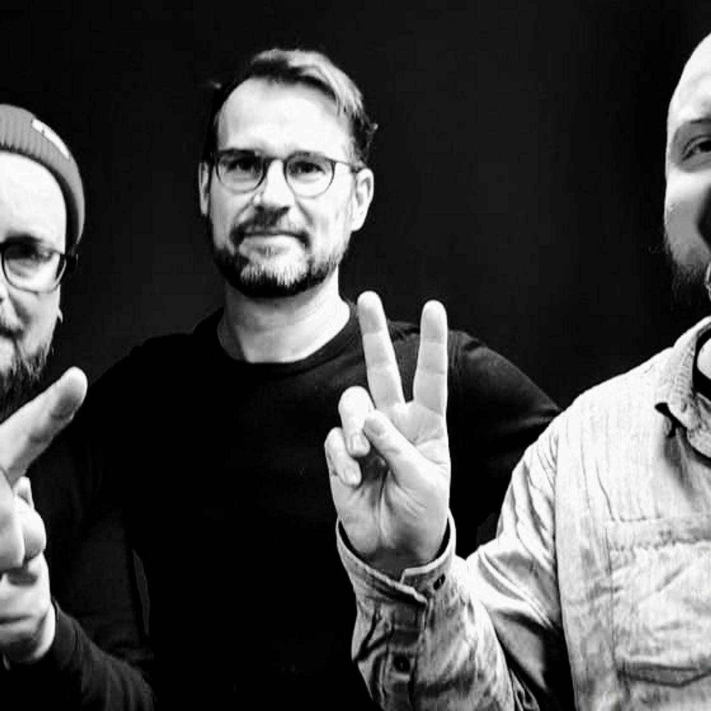 #60 - Psykoterapeutti ja parisuhdepodcastaaja Juha Petterson