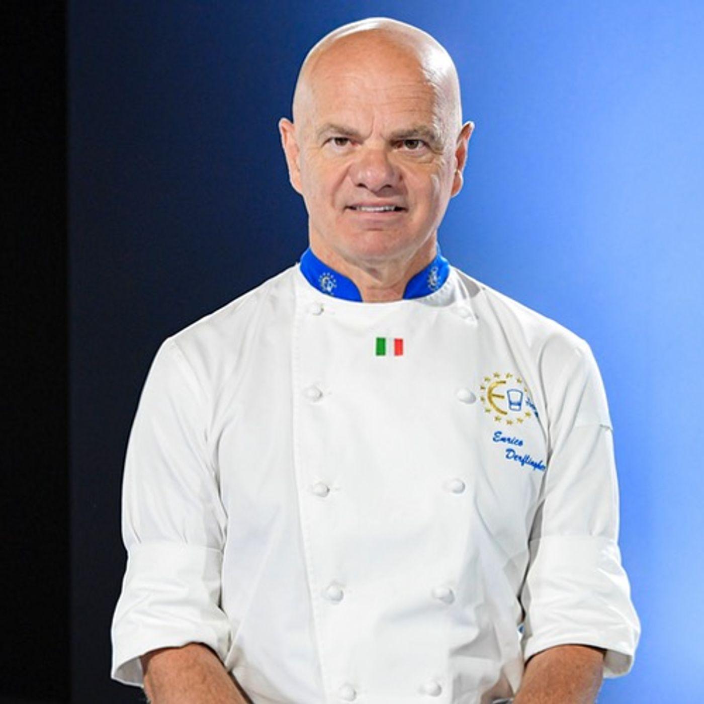 """SE3: Ep3 - Lo chef Enrico Derflingher: """"Per la regina Elisabetta il mio risotto è il migliore del mondo"""""""
