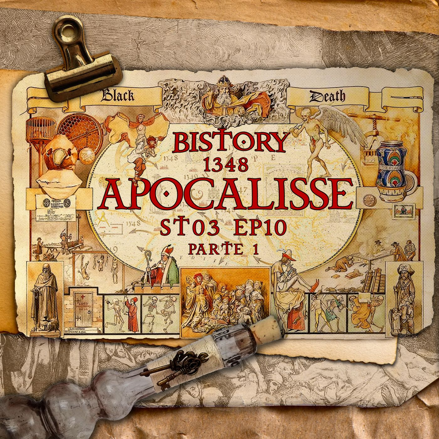 Bistory S03E10 - 1348 Apocalisse