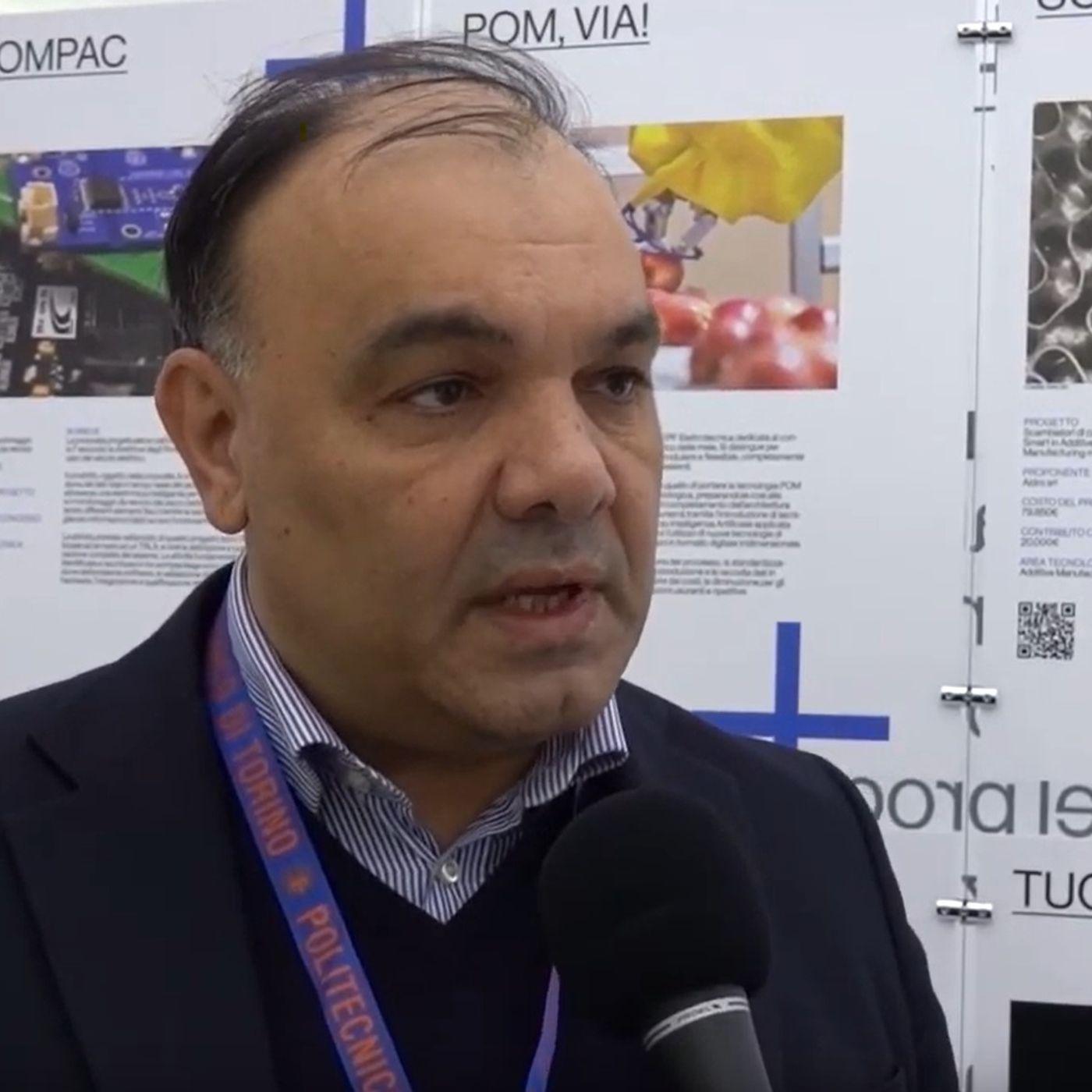 Enrico Pisino - Il ruolo dei Competence Center a supporto dell'innovazione 4.0