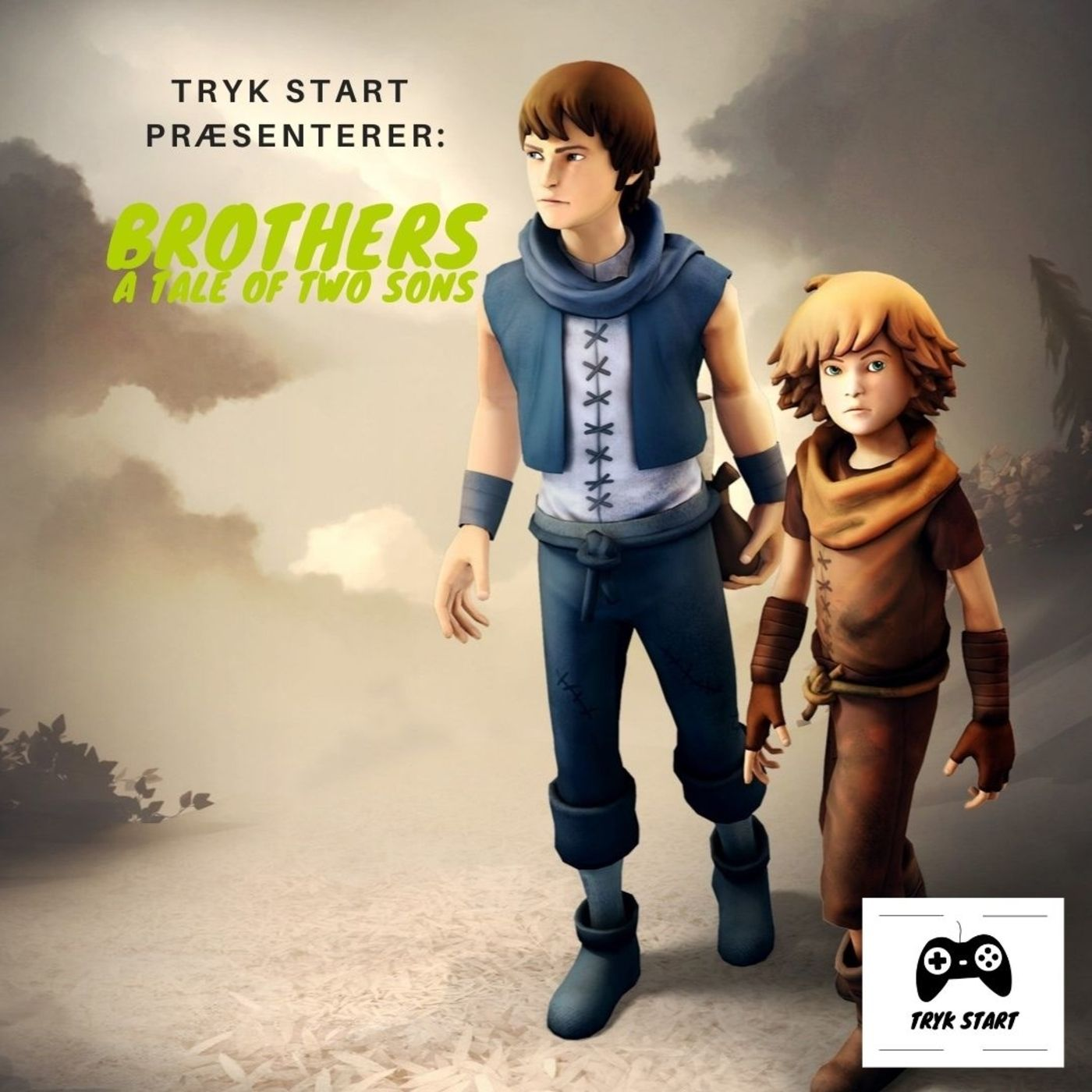 Spil 32 - Brothers: A Tale of Two Sons