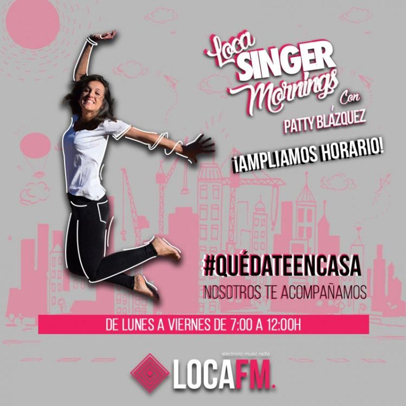 Loca FM Promo Re-Debut Party at Parc de la Pegaso ´2020