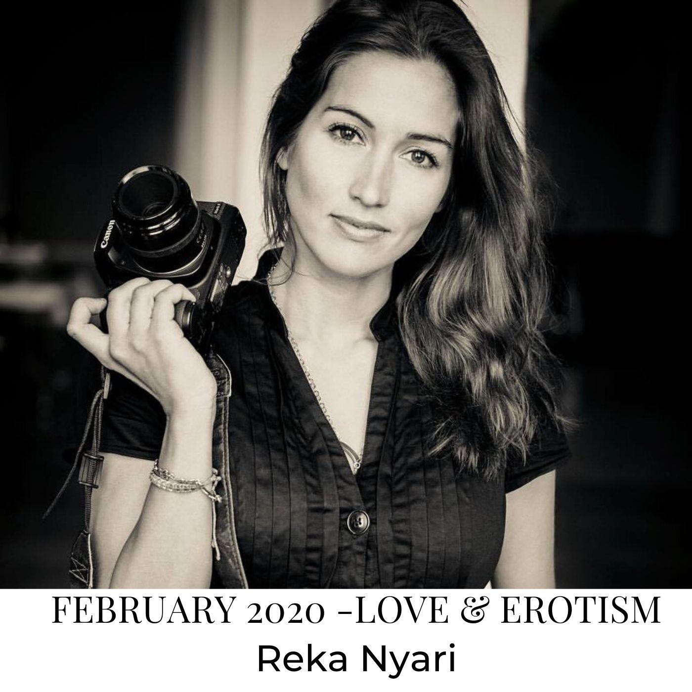Creative Interview with Reka Nyari - Love & Erotism - February 2020