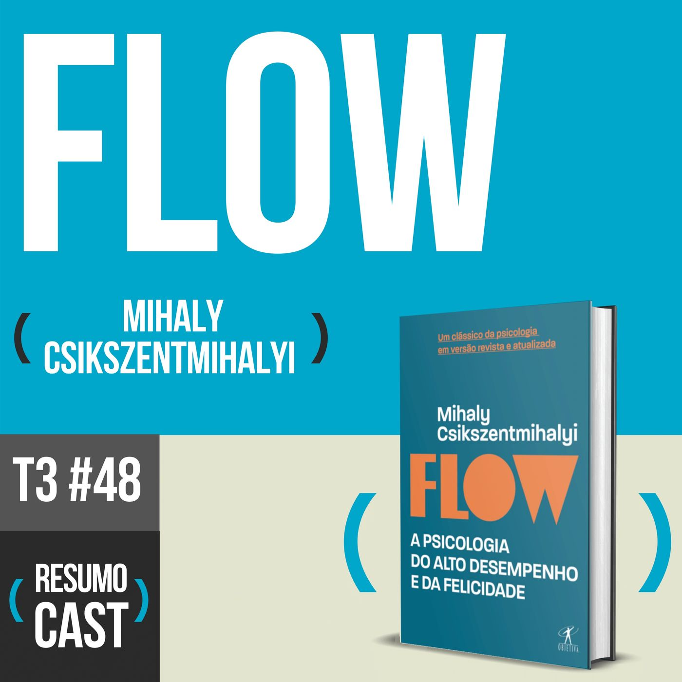 T3#048 Flow   Mihaly Csikszentmihalyi