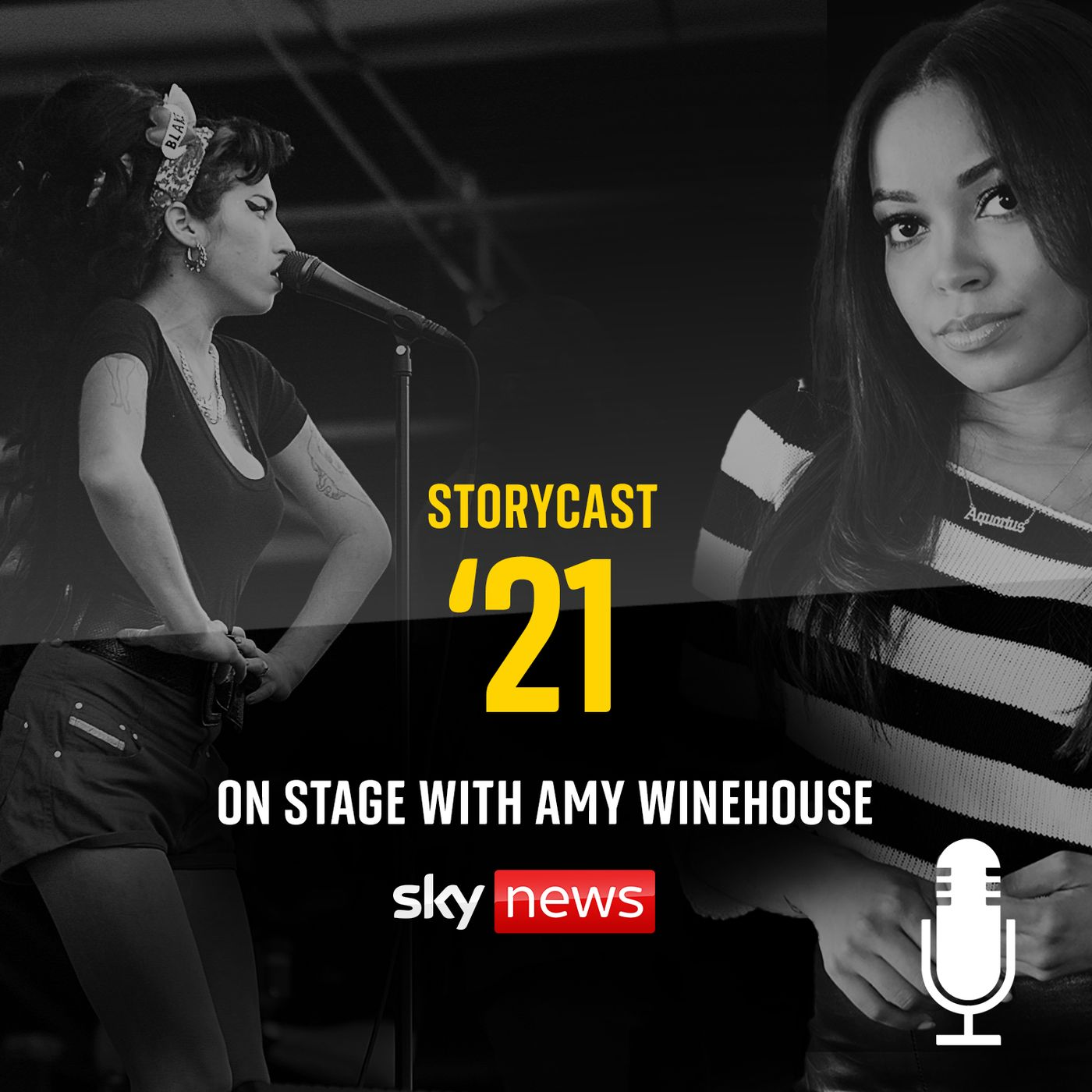 StoryCast '21: EP 10/21 On Stage with Amy Winehouse