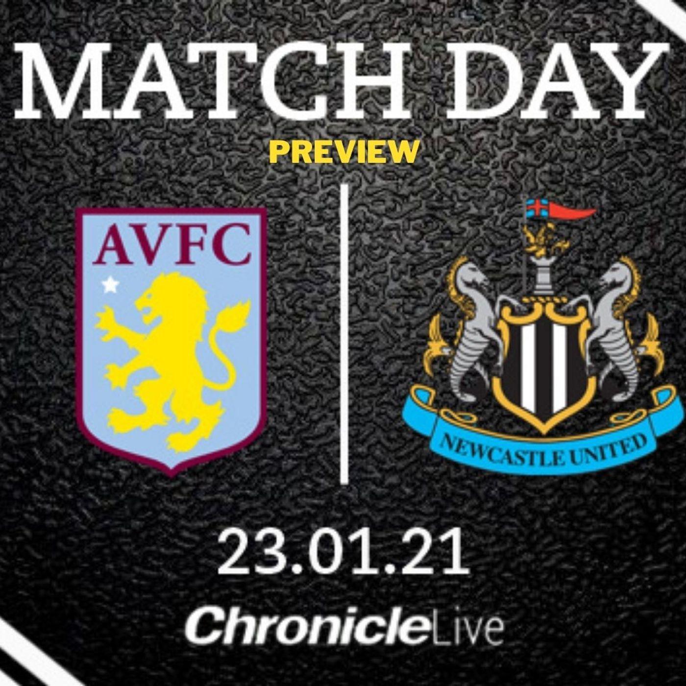 'I fear for Newcastle' - Andrew Musgrove & Villa man Mat Kendrick preview Aston Villa vs Newcastle