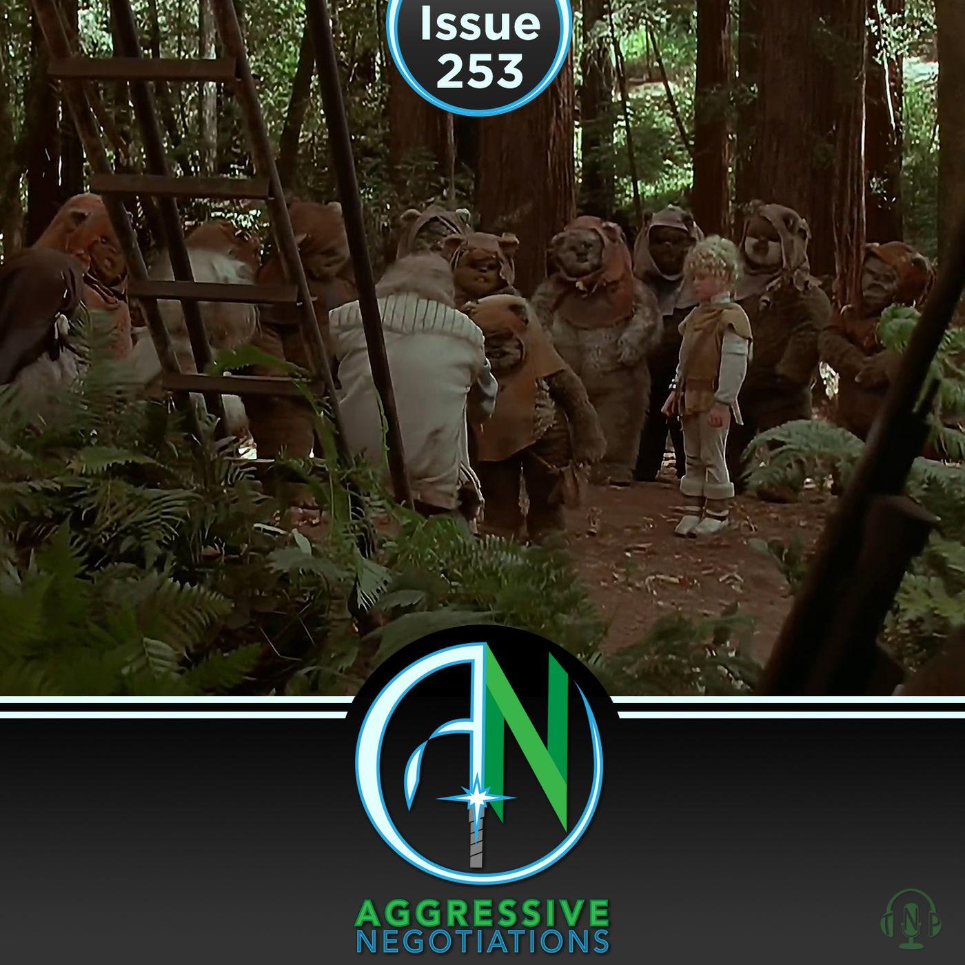 Issue 253: Ewoks: The Battle for Endor