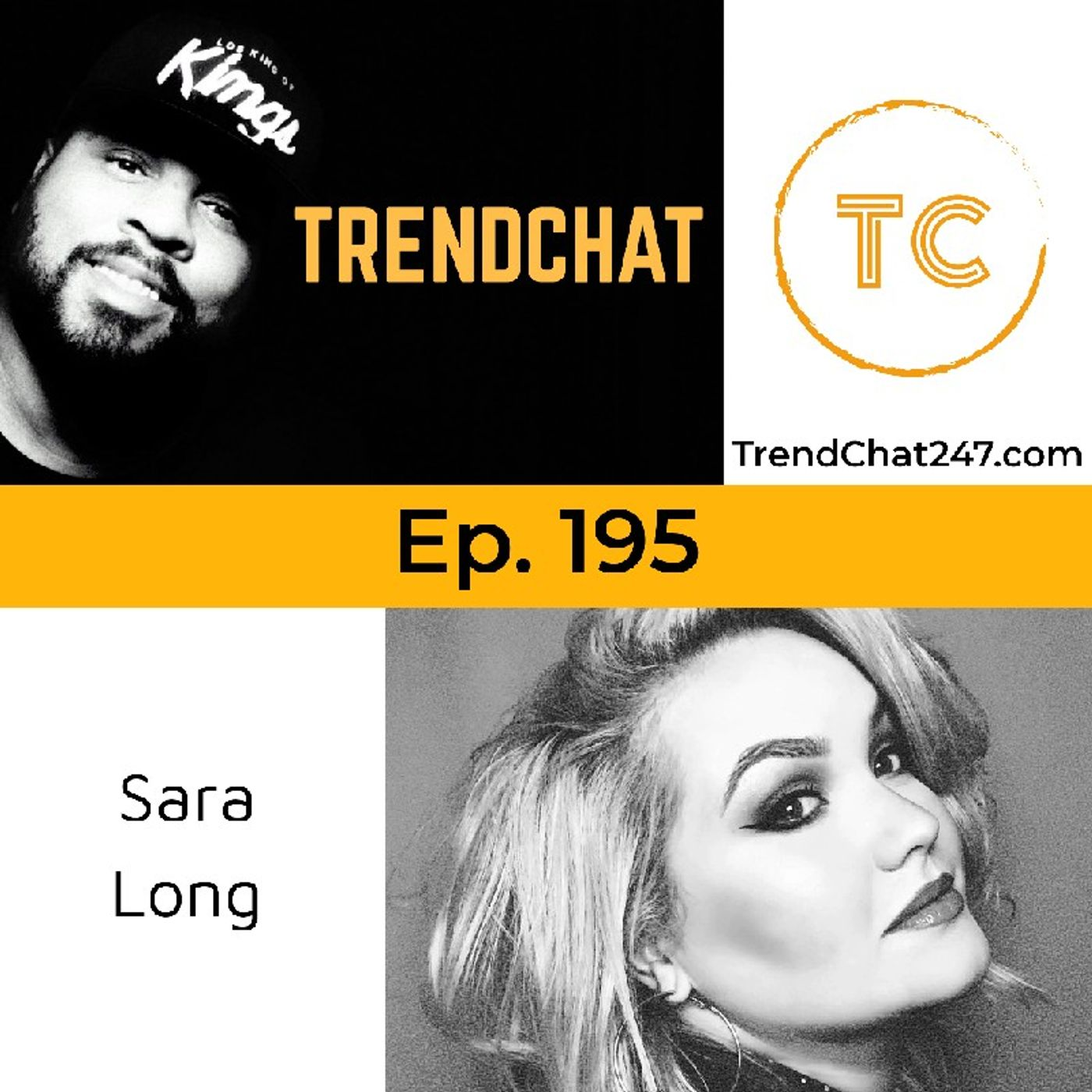 Ep. 195 - History Has It's Eyes On You with Sara Long