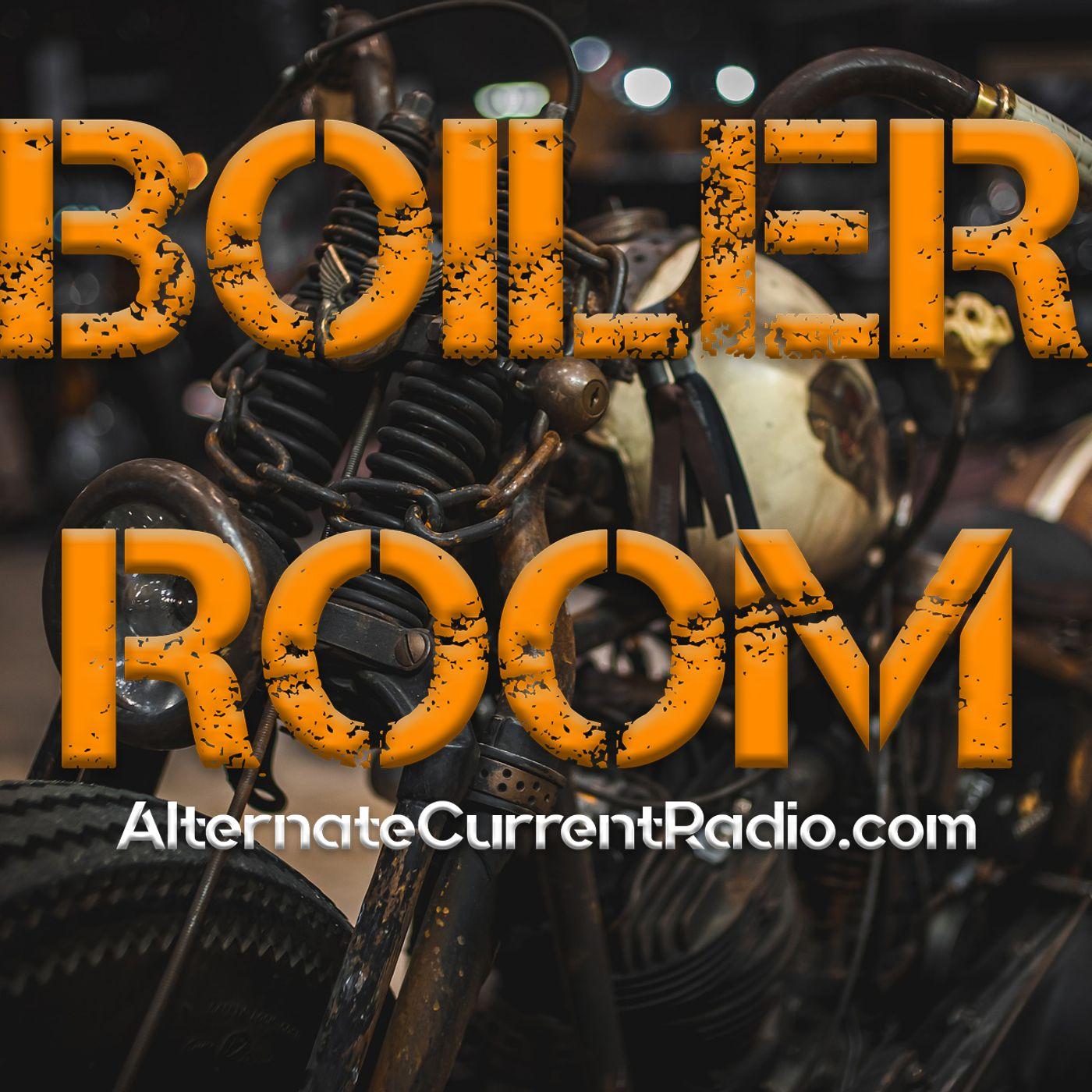 A Ruckus Among the Odd Mystical American Chopped & Mod'd Boiler Room