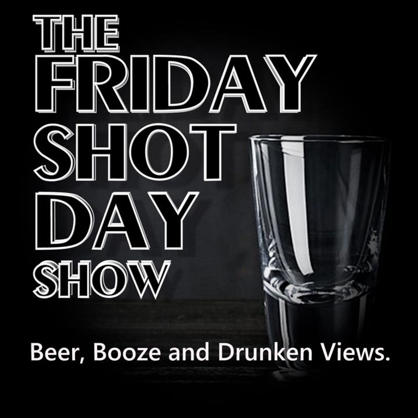 We're Back in the Studio Again | Friday Shot Day Show (06/18/2021)
