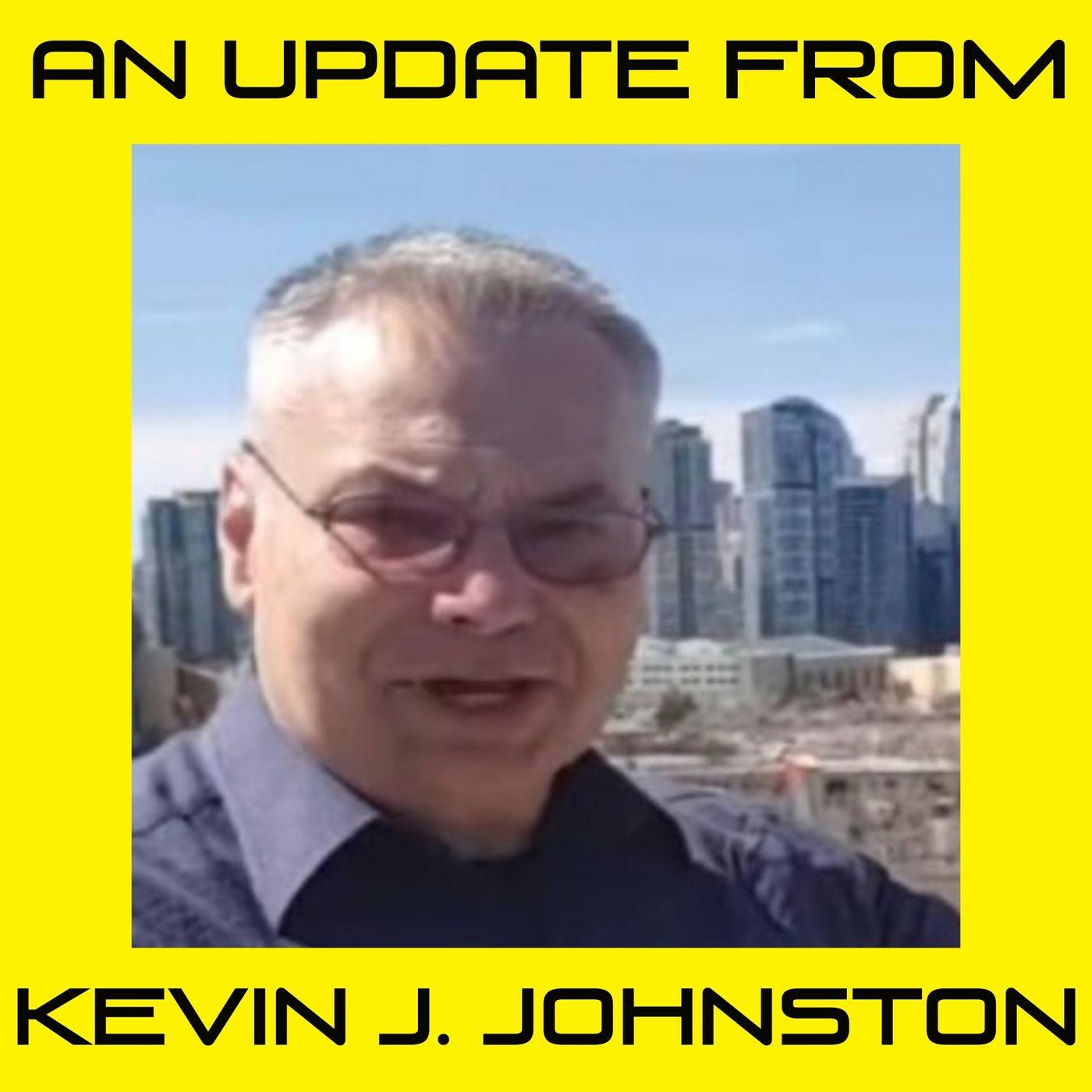 Americanuck Radio - Guest: Kevin J. Johnston