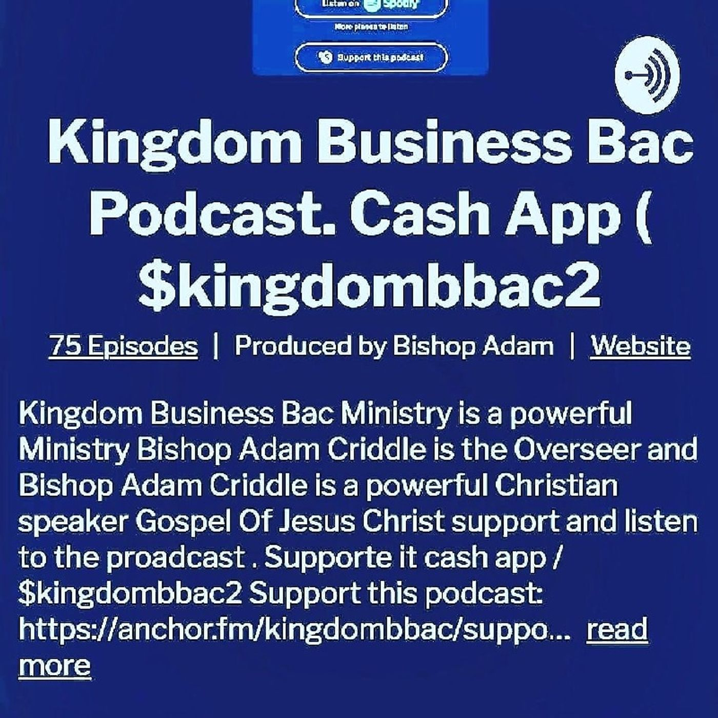 Episode 112 - KIMGDOM BUSINESS Bac Ministry's show