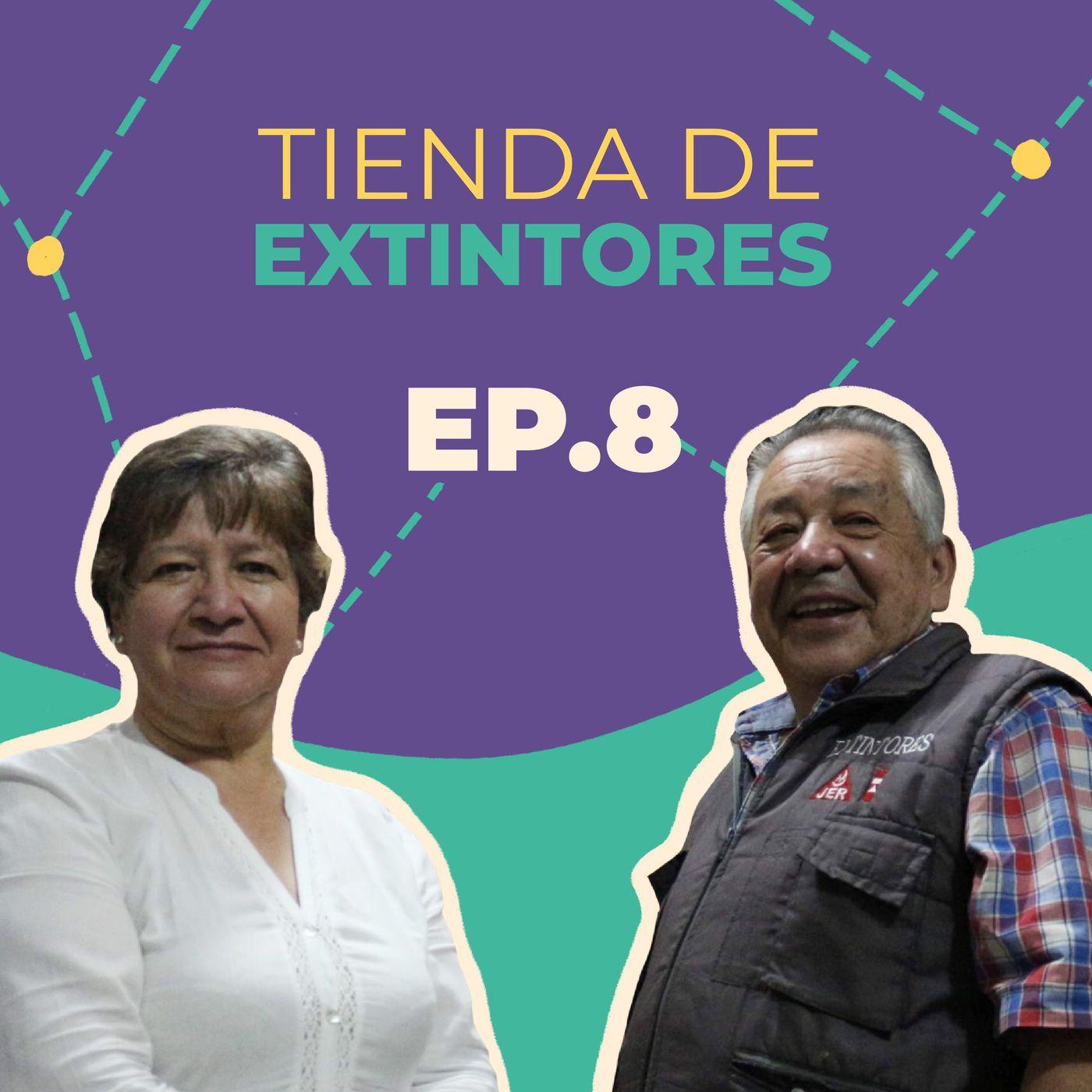 Especial Tienda de extintores en el 7 de agosto, Bogotá | Bacatáfono: Historia entre-tiendas | EP8.T2