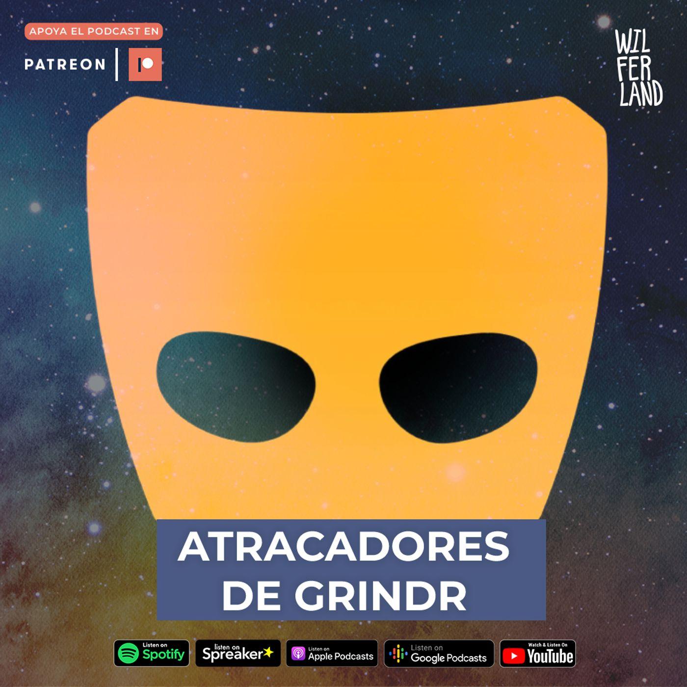 ATRACADORES DE GRINDR