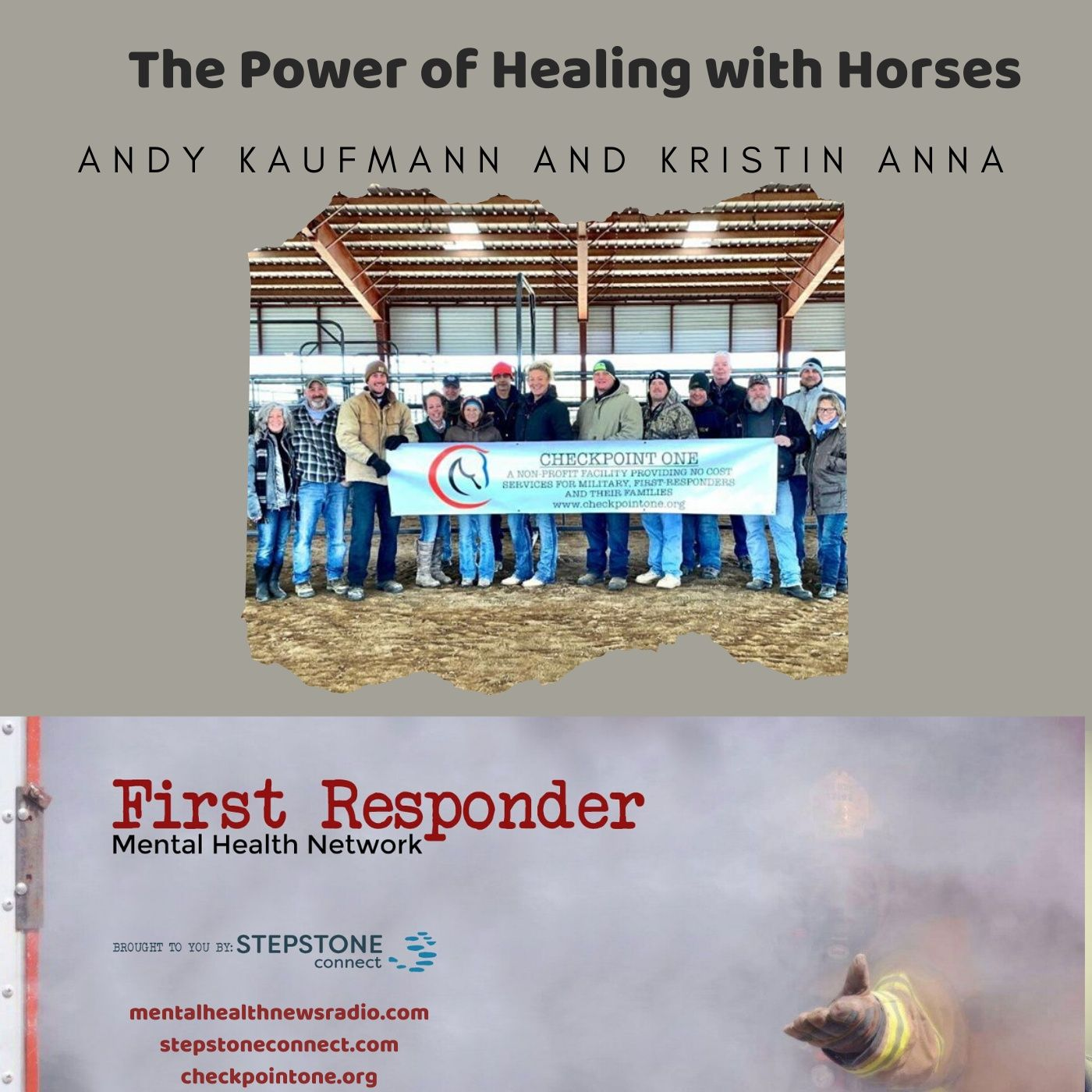 Mental Health News Radio - The Power of Healing with Horses