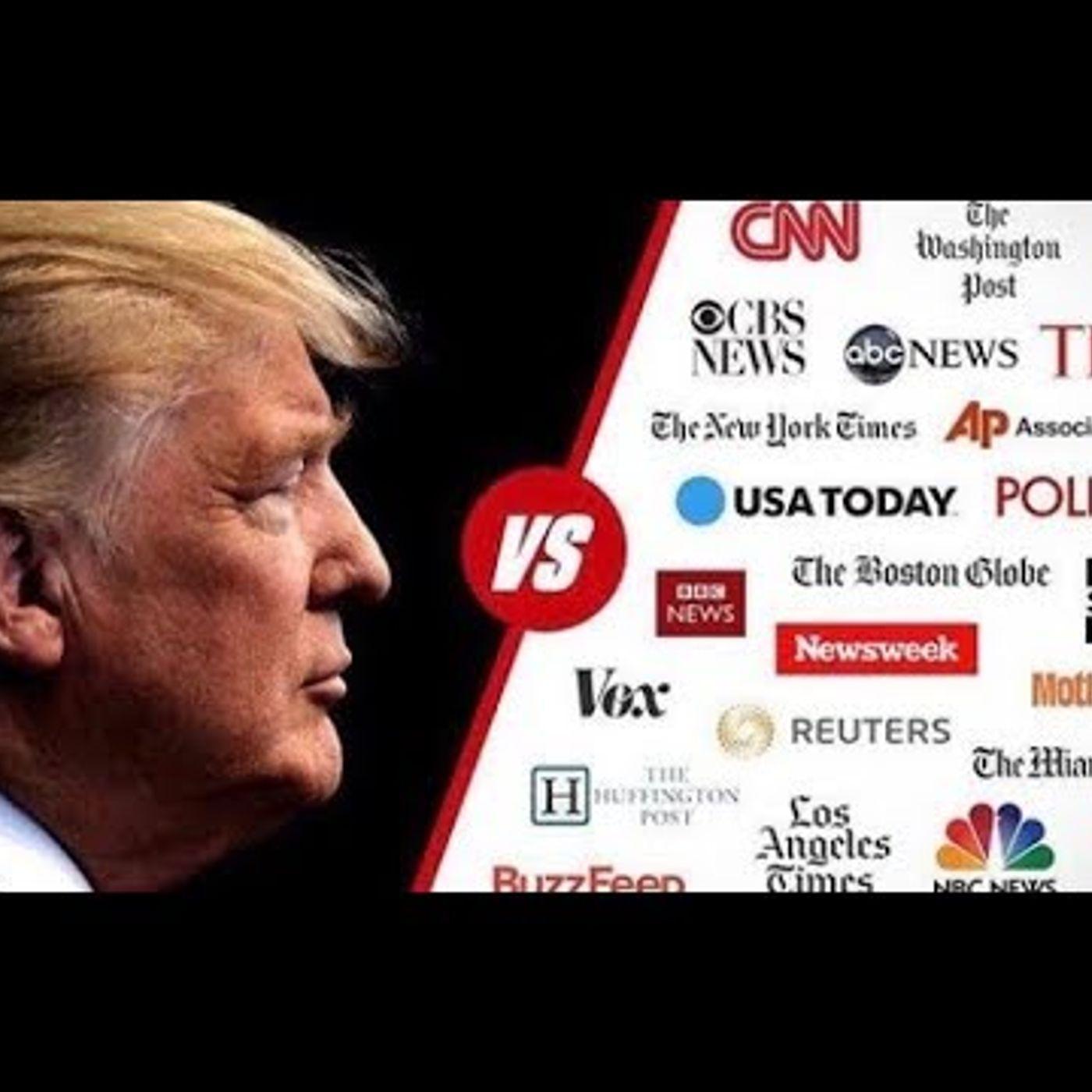 #TS fałszywy Donald Trump czy fałszywe media nacjonalizm i konstytucja vs globalizm