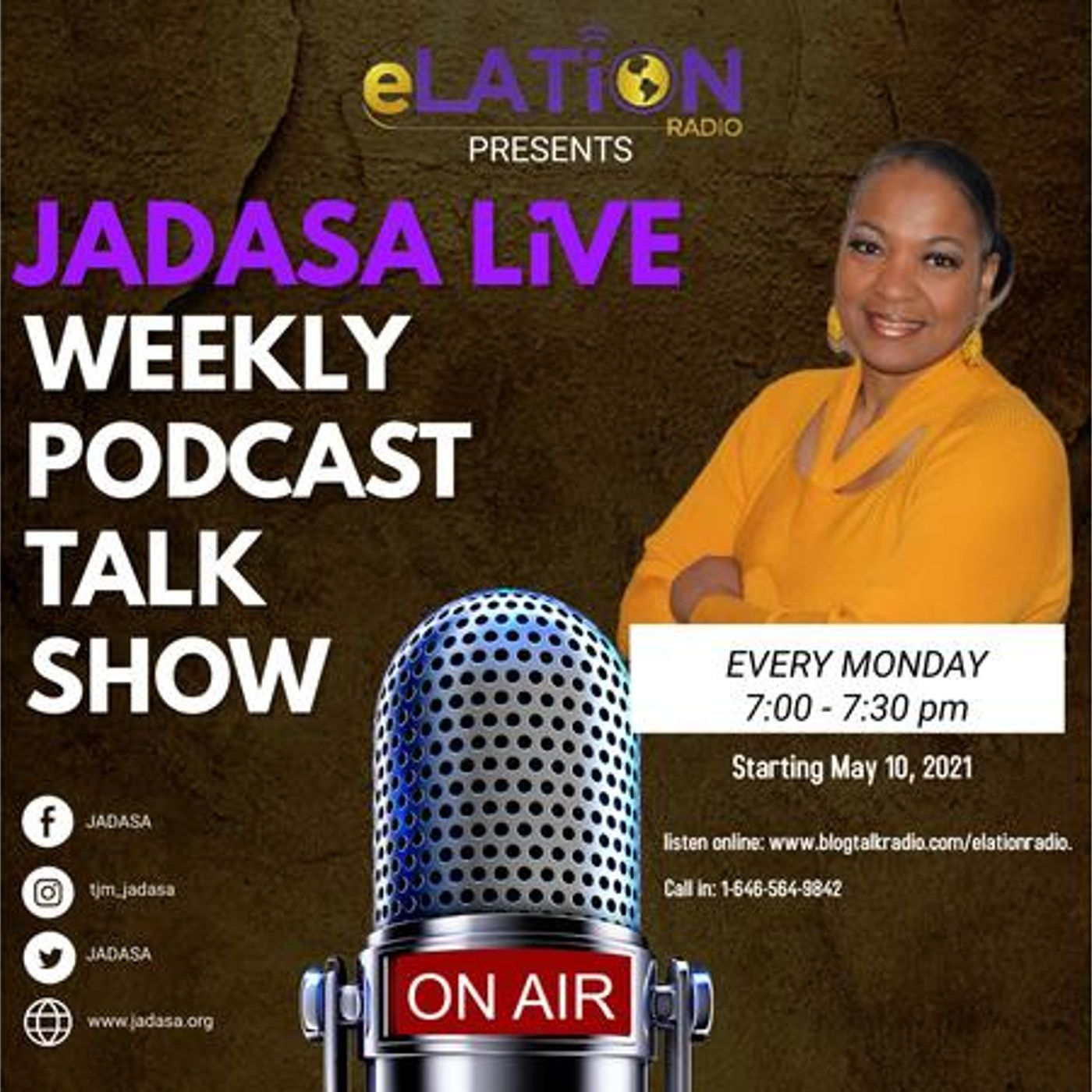 Jadasa Live with Cynthia