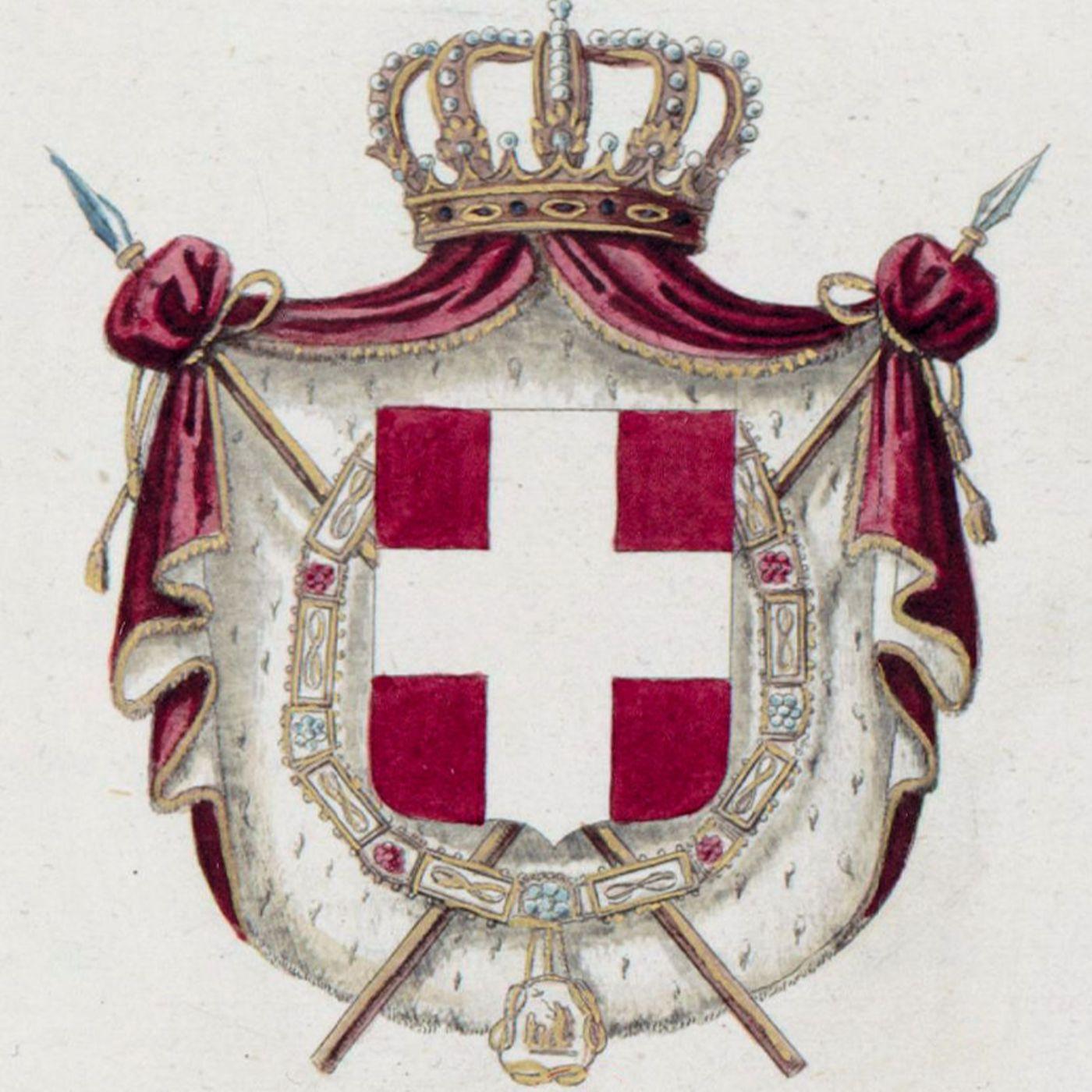 #80 Le famiglie della Storia: i Savoia - ExtraBarbero (èStoria 2019)