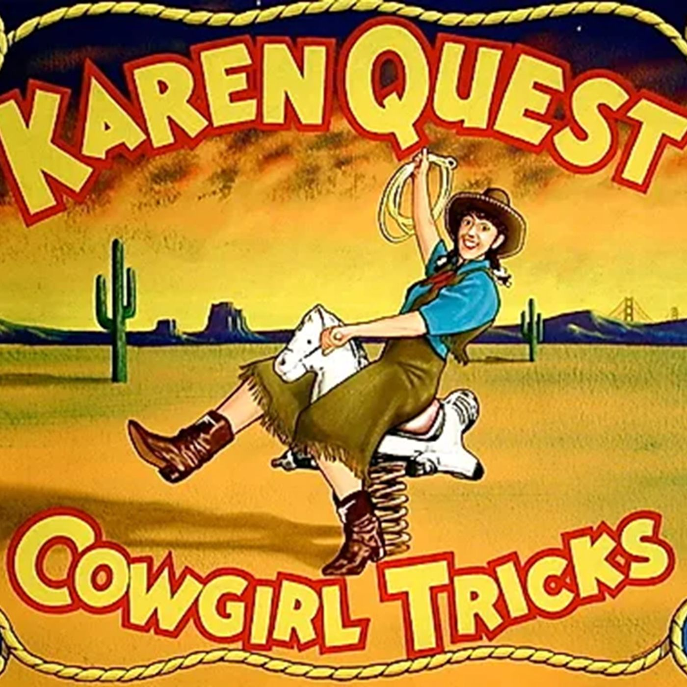 Countyfairgrounds presents America's Funniest Cowgirl