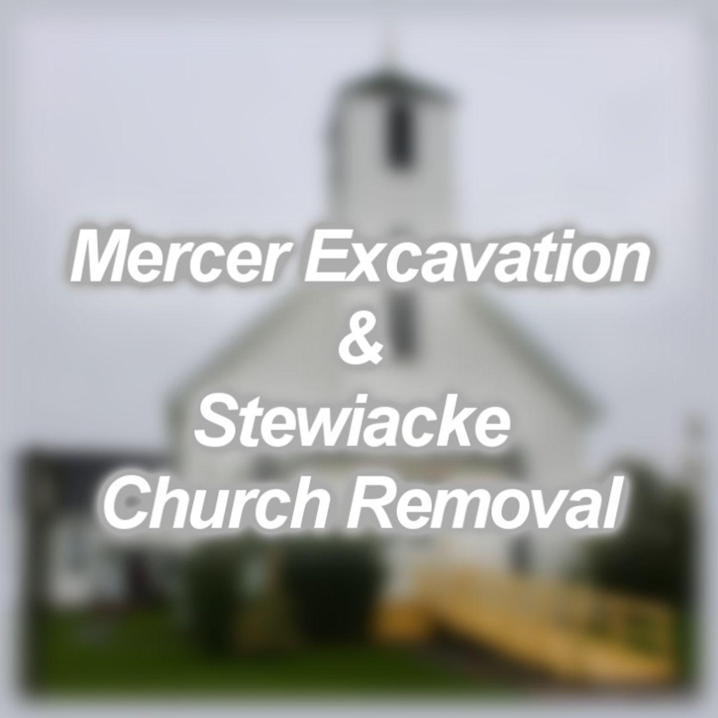 Justin Mercer - Stewiacke Church Removal