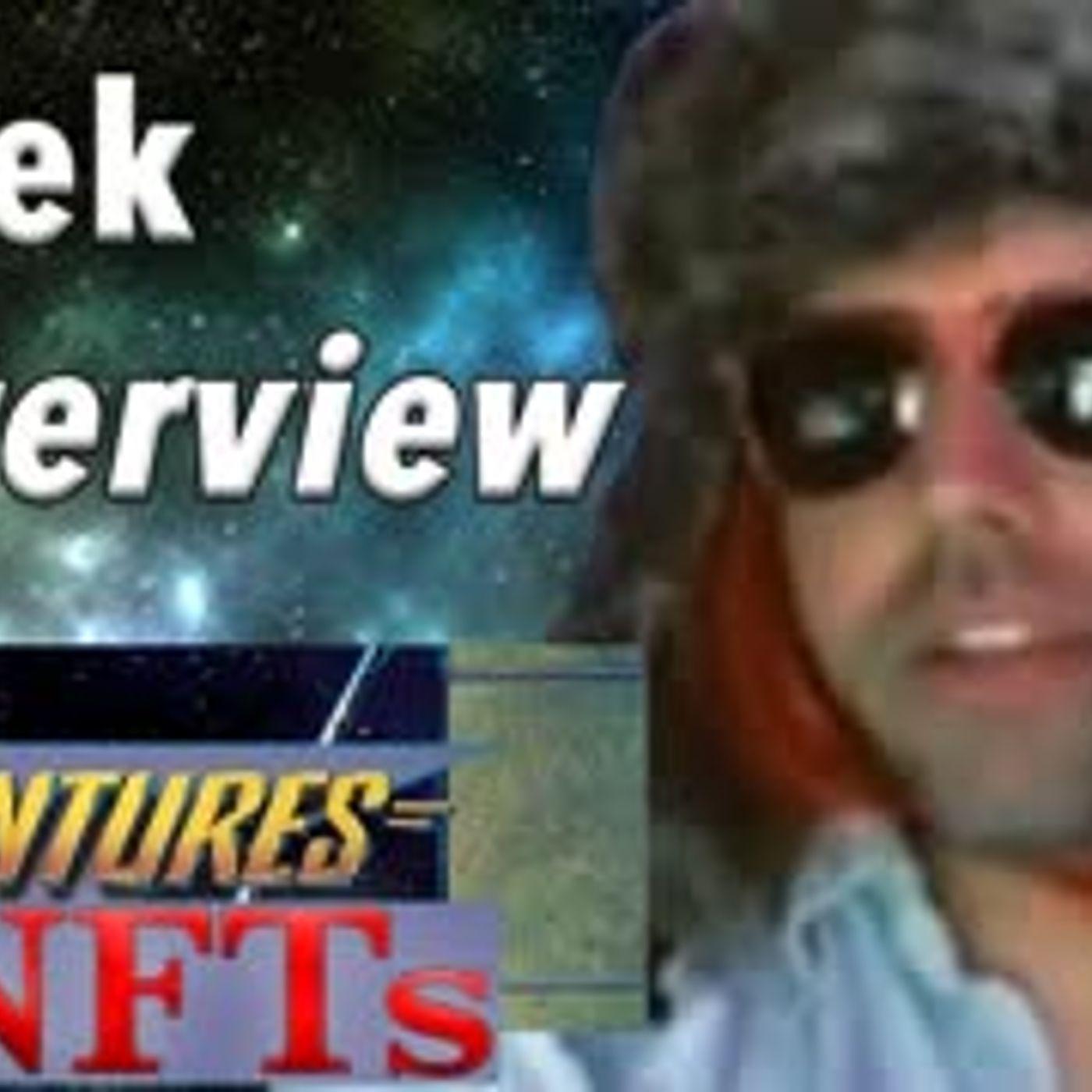 Robek Interview - Adventures in #NFTs #6