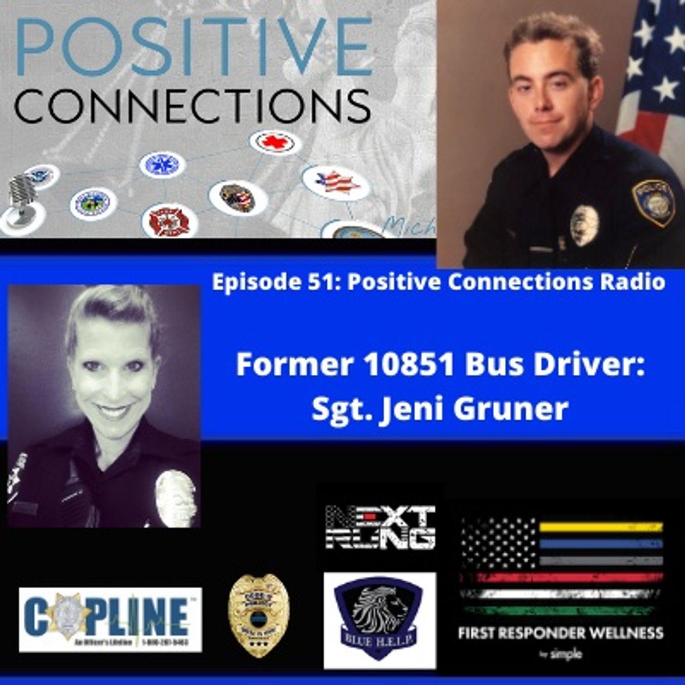 Former 10851 Bus Driver: Sgt. Jeni Gruner