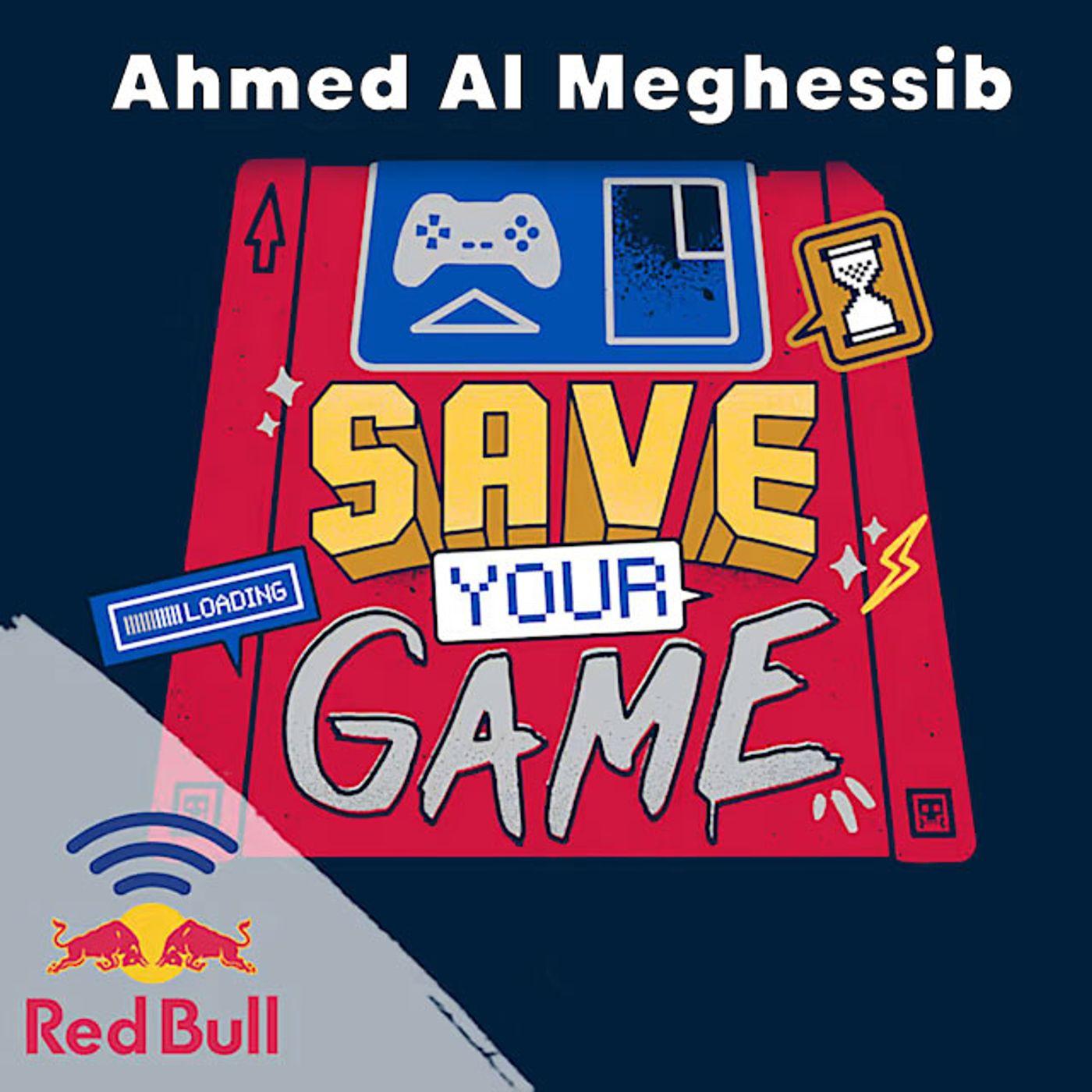 FIFA with PSG esports pro Ahmed Al Meghessib