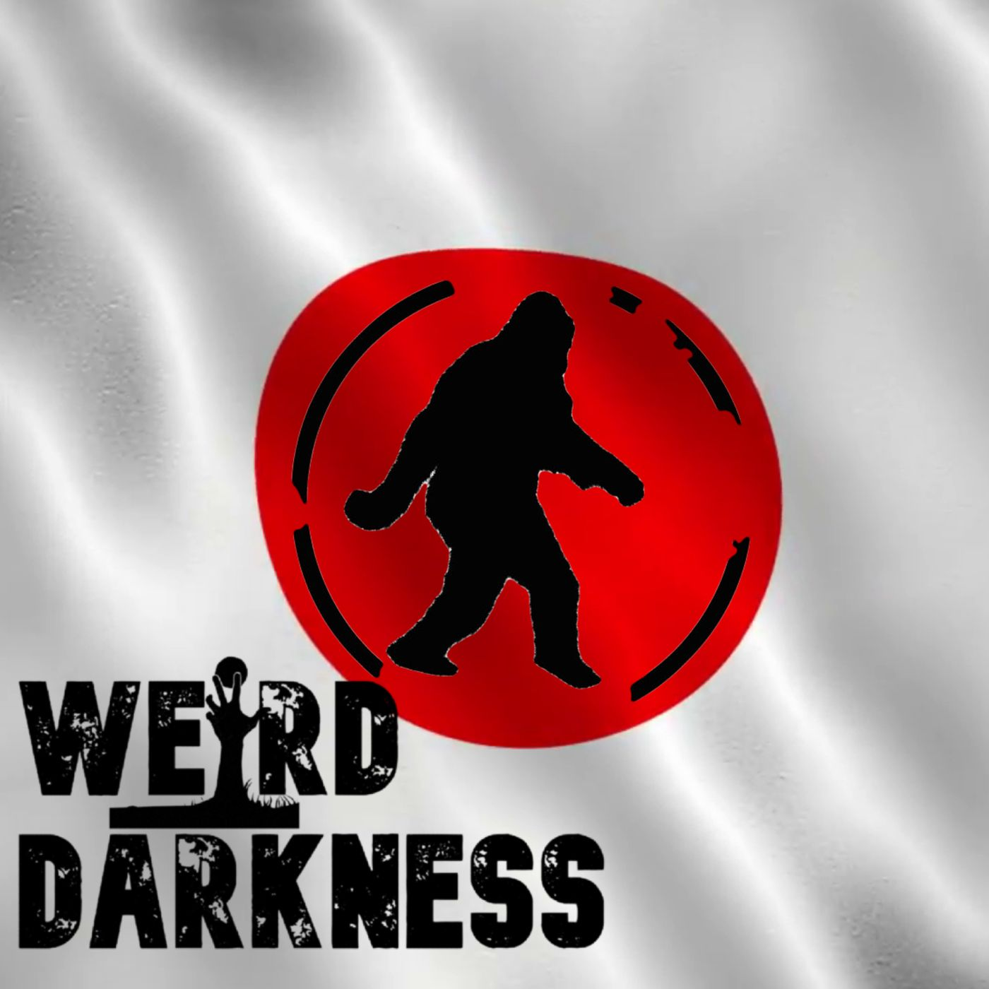 """THE BIGFOOT OF HIROSHIMA"" and 4 More Strange True Stories! #WeirdDarkness"