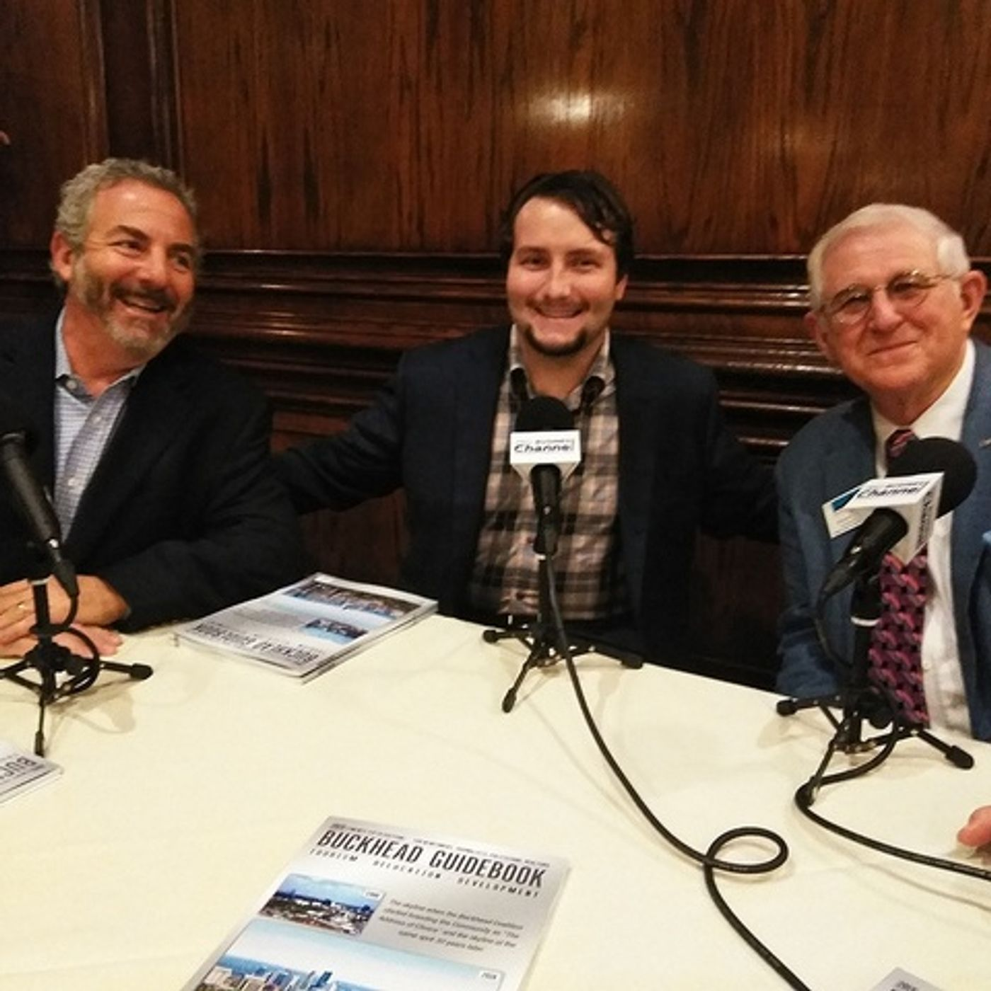 Steve and Graham Massell  Interview at BBA Breakfast on the Buckhead Business Show