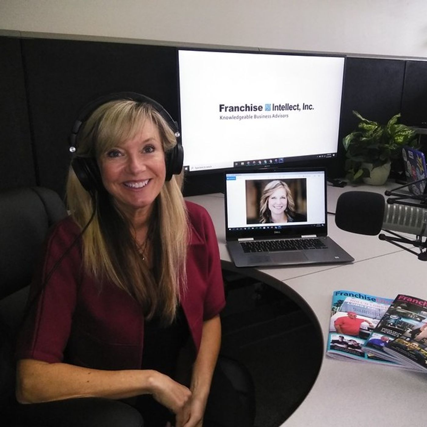 Jennifer Tucker with Homewatch CareGivers on Franchise Business Radio