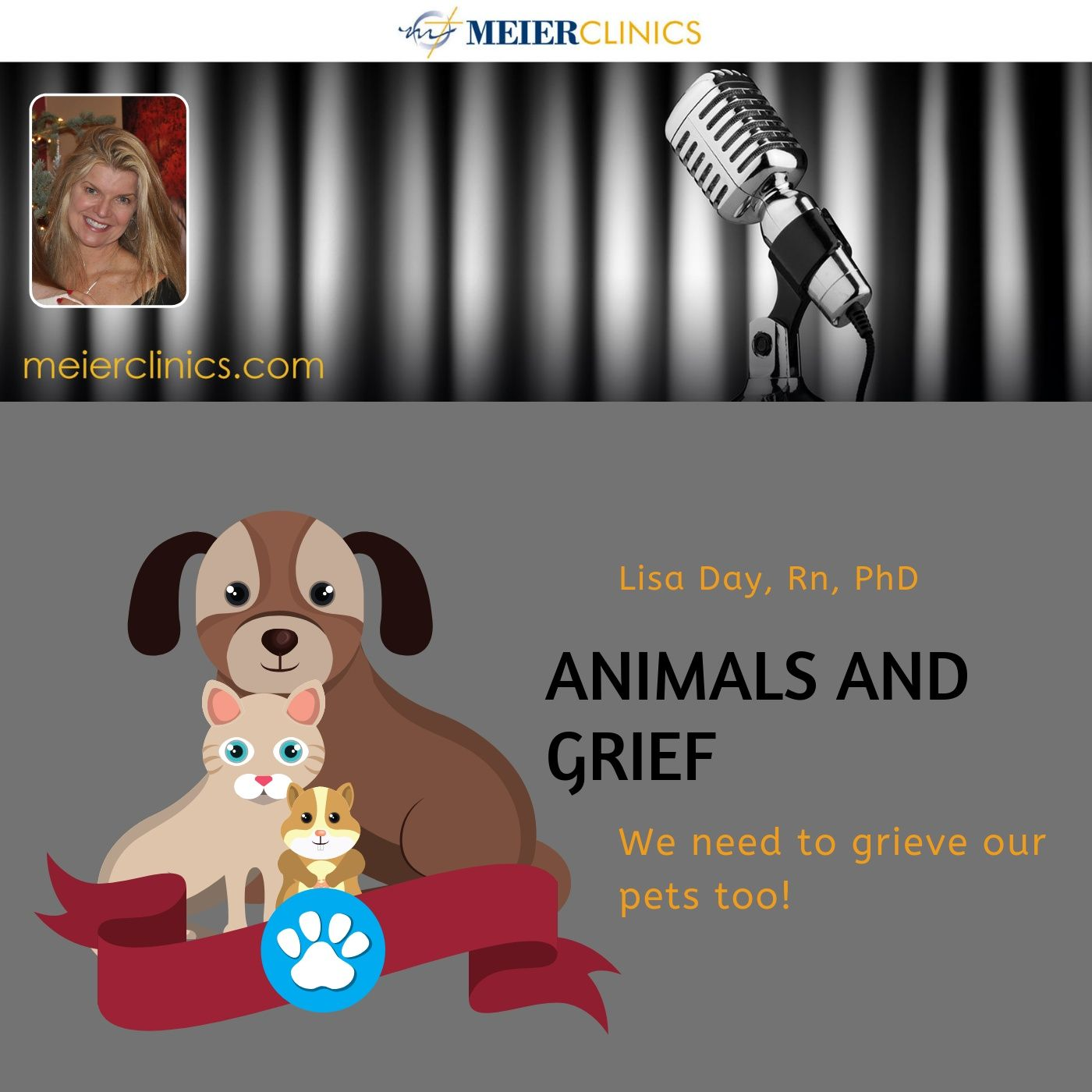 Animals and Grief