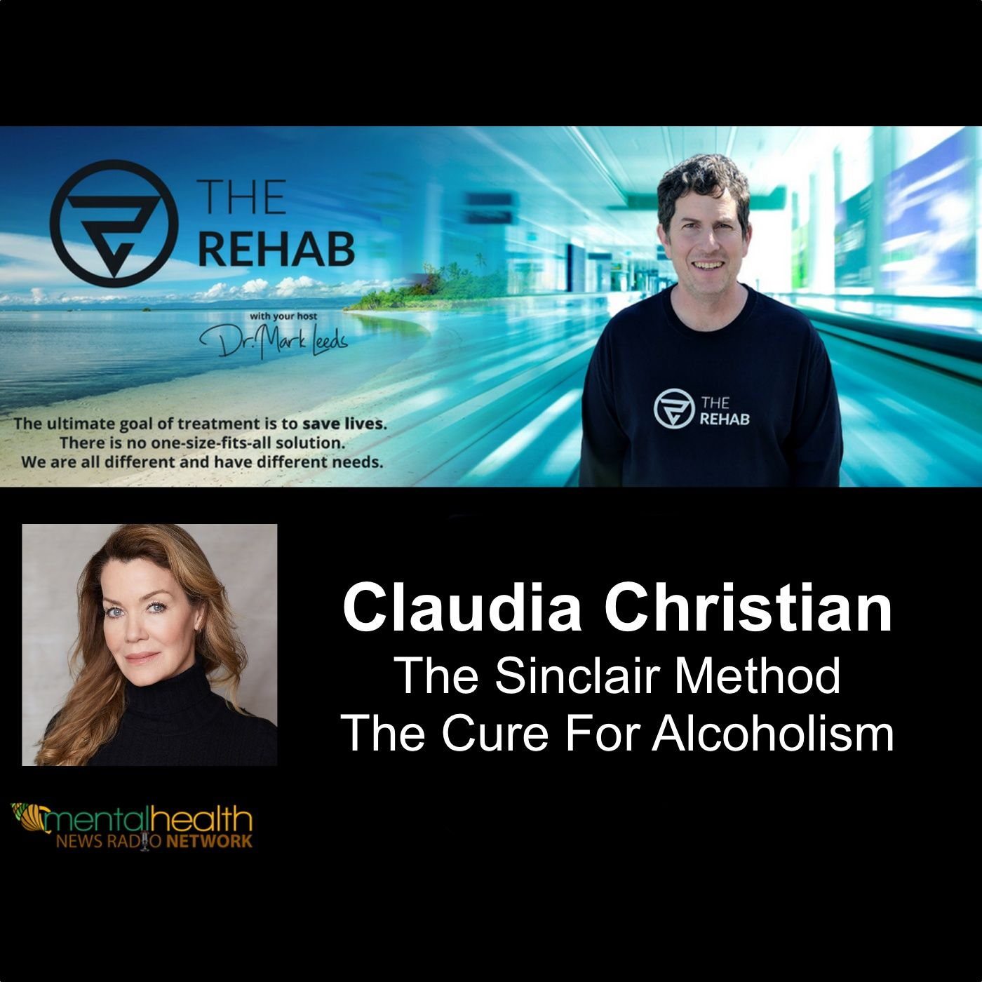 Claudia Christian On The Sinclair Method: Using Naltrexone To Cure Alcoholism