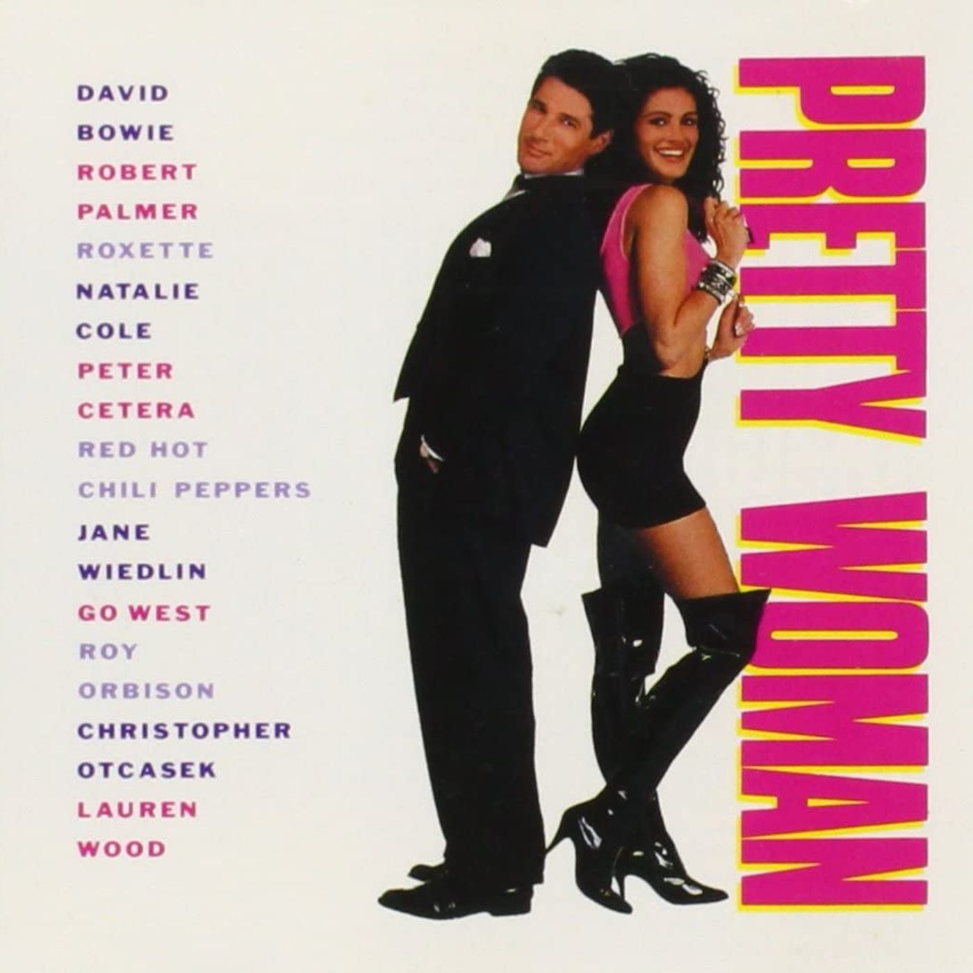 Pretty Woman The Official Soundtrack with Dana from To Buy, To Let, To Murder