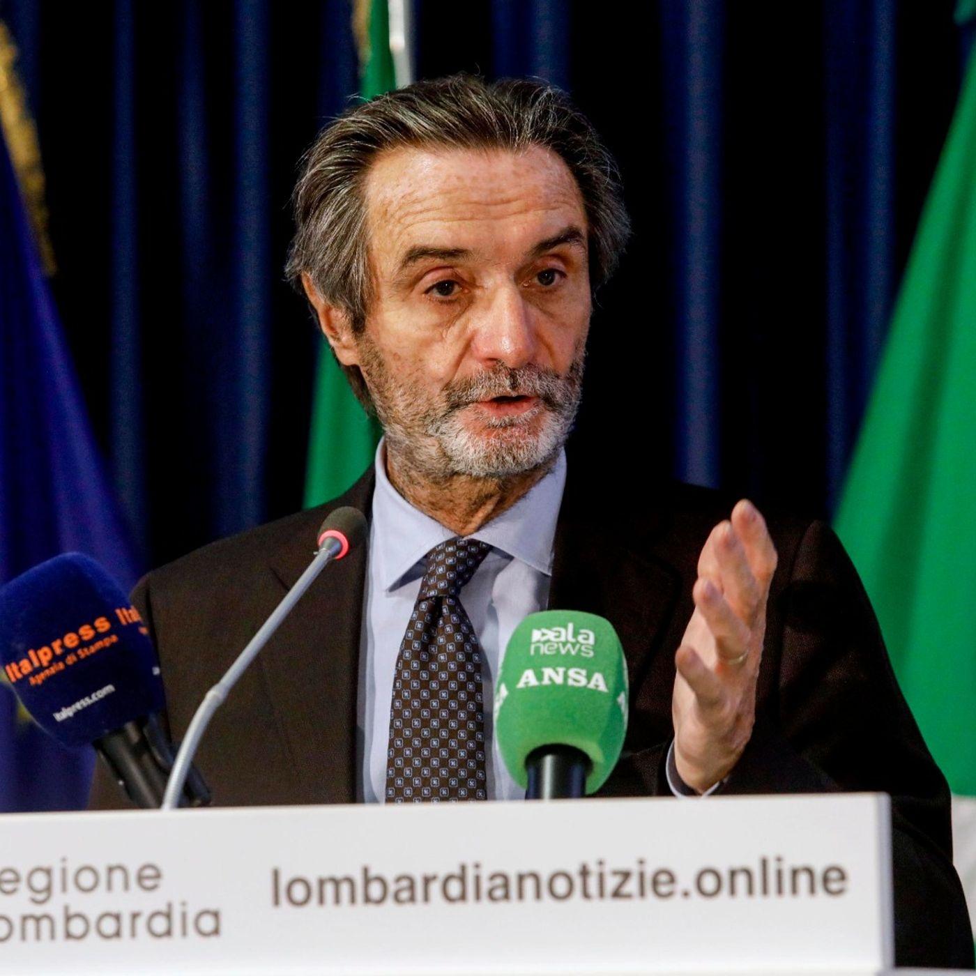 Lombardia, Fontana: «Dopo l'ok dell'ISS, pronti alla vaccinazione pediatrica»