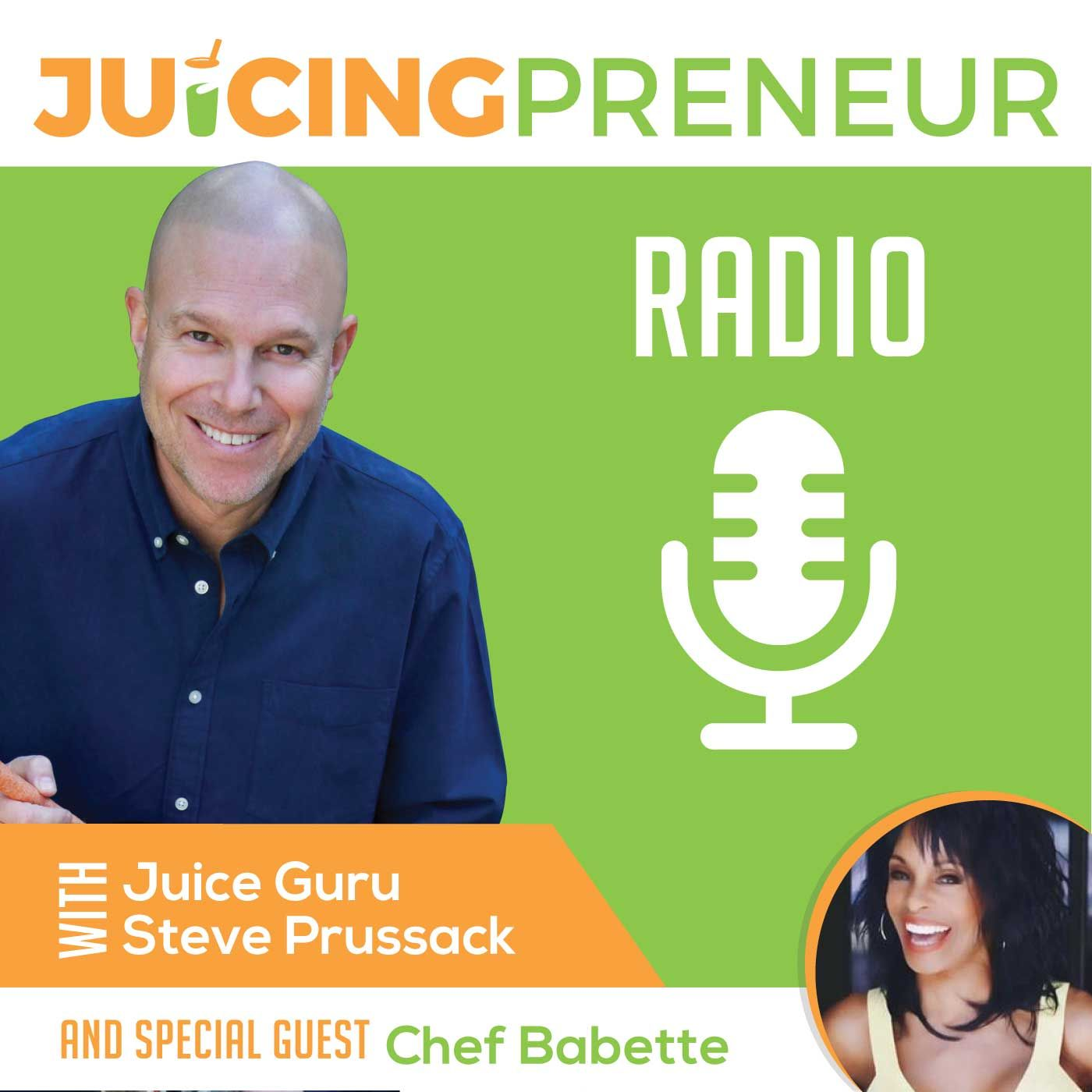 Blast Your Social Media with Chef Babette
