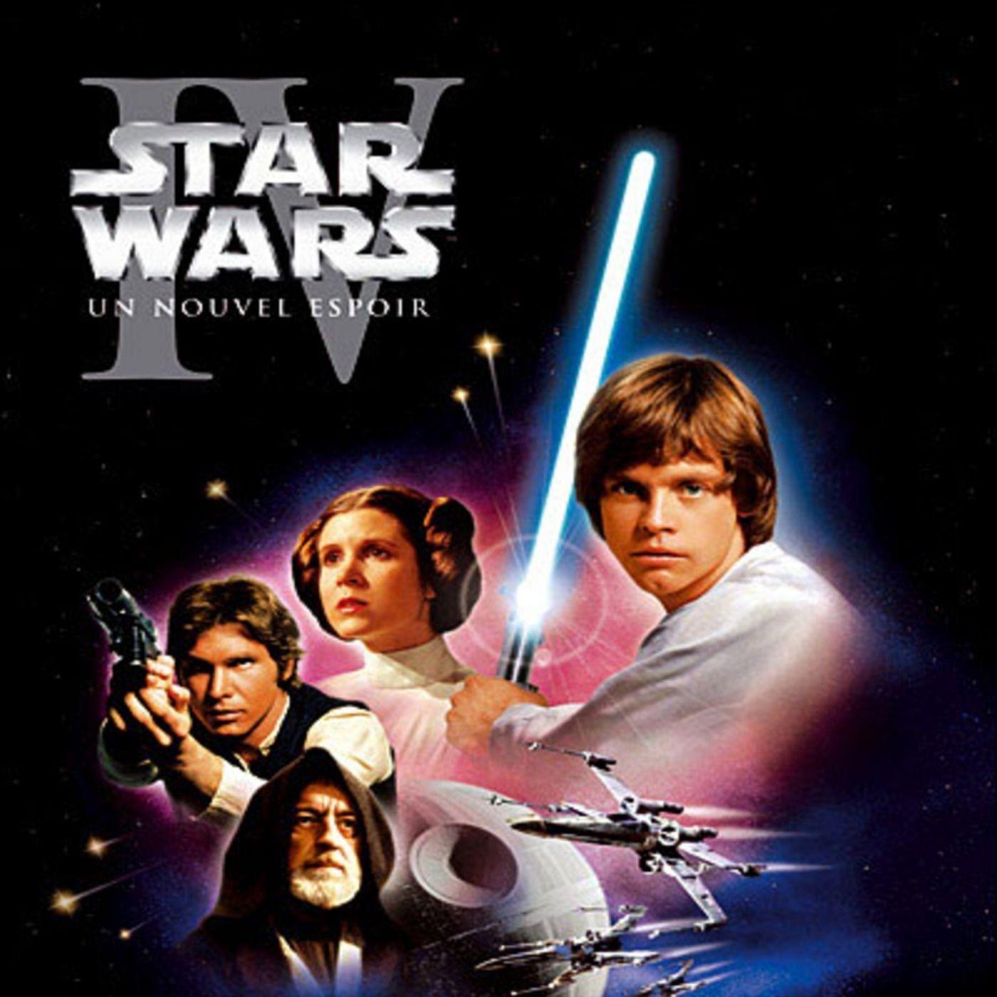 #1 STAR WARS / UN NOUVEL ESPOIR