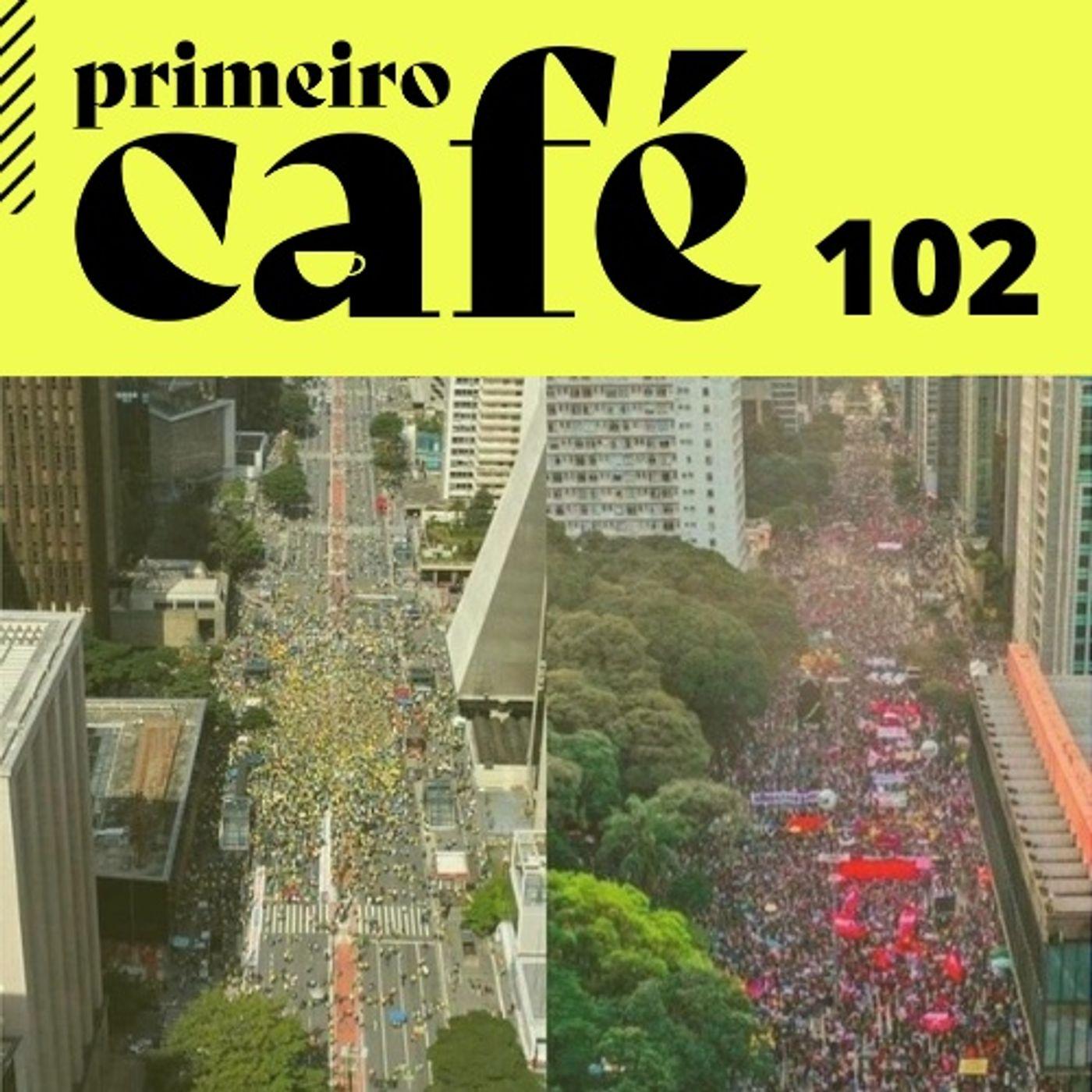 #102 Bolsonaro perde nas ruas   Copa América da Argentina suspensa   Primeira Playlist