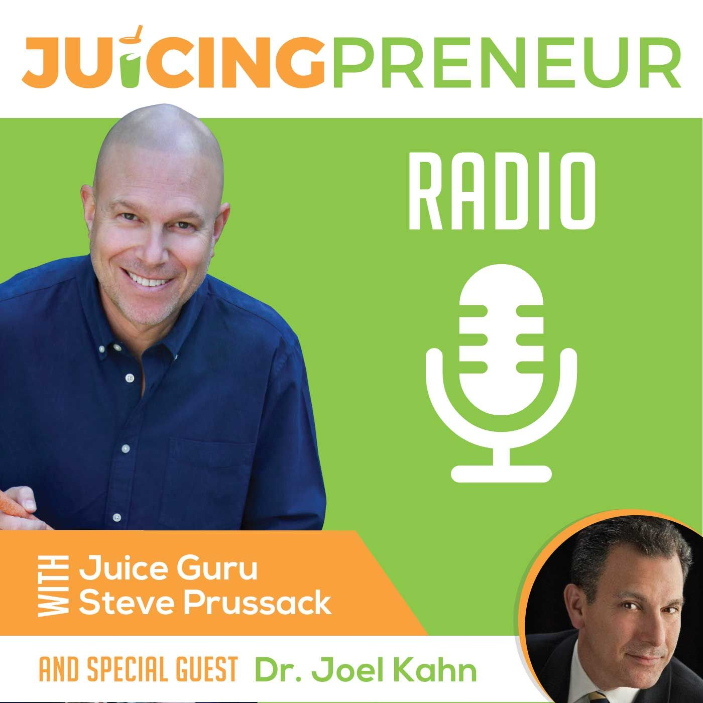 Find Your Authentic Voice with Dr. Joel Kahn