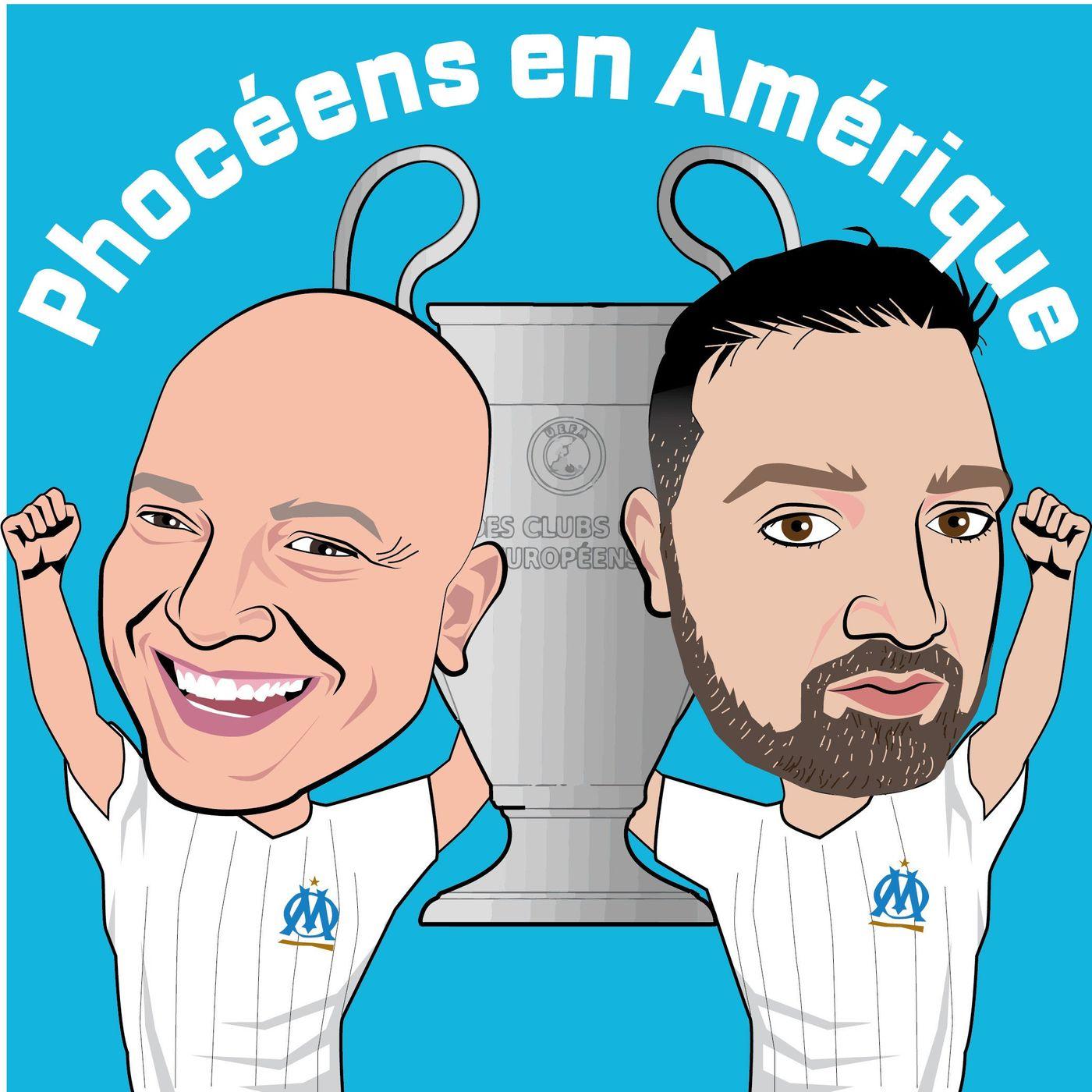 Episode #48 - Phocéens en Amérique - Présentation de Matteo Guendouzi