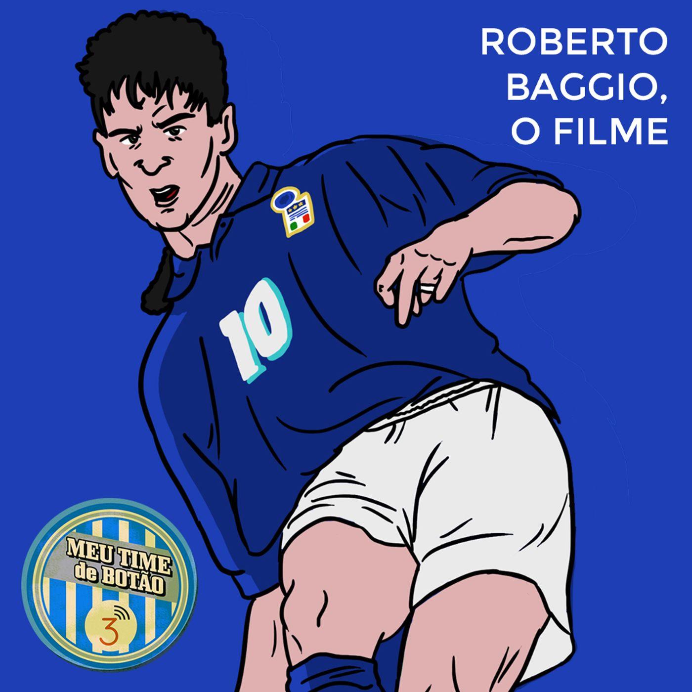 Botão #233 Roberto Baggio