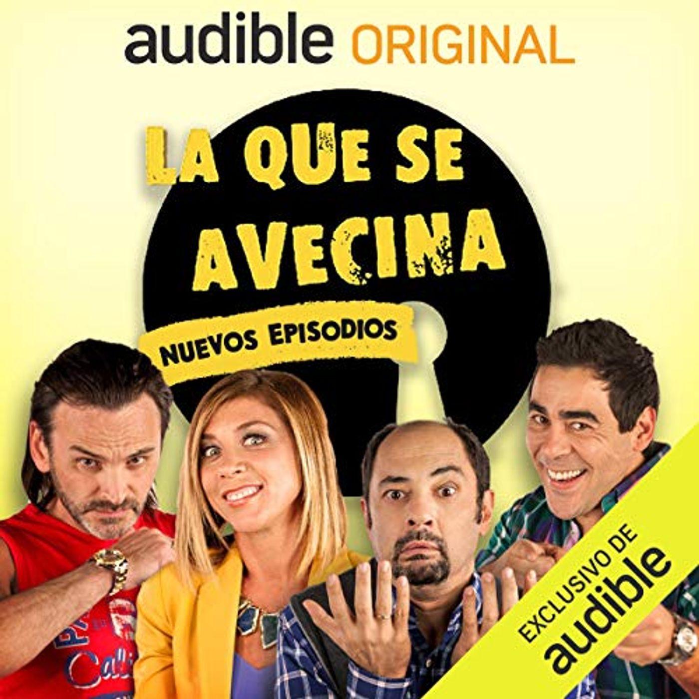 "LQSA Podcast 4 ""La ChupiPandi se va de Turismo Rural al Pueblo"" - La Que Se Avecina Audible"