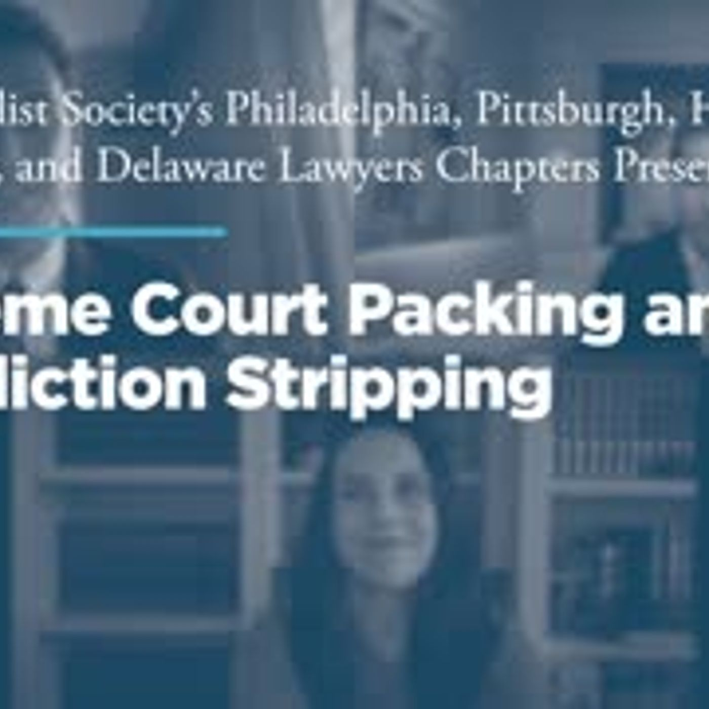 Supreme Court Packing and Jurisdiction Stripping: A Debate