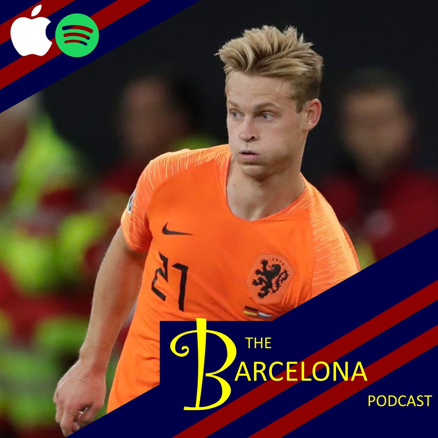 How can Ernesto Valverde maximize Frenkie de Jong? Ivan Rakitic, Barcelona Femení, and injury woes [TBPod156]