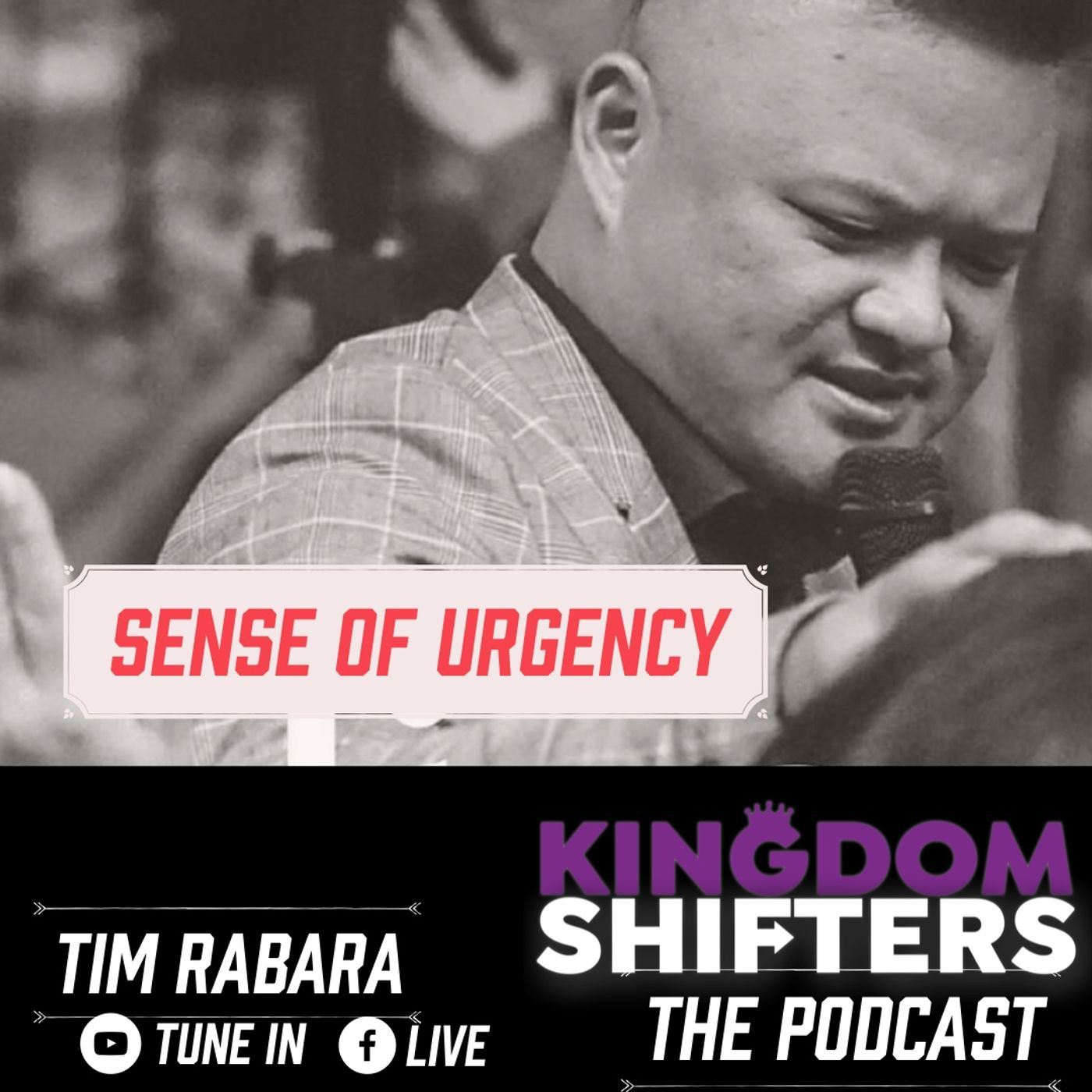 Kingdom Shifters The Podcast Evangelist Tim Rabara - The Rapture is the Next Event