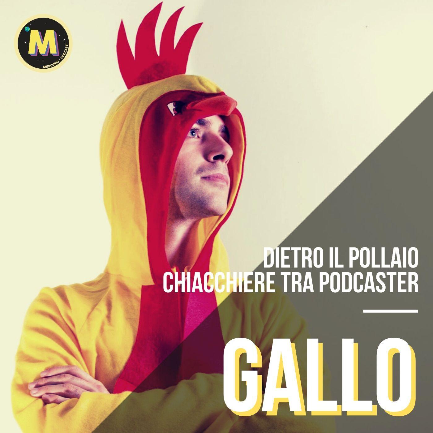#11 - Dietro Il Pollaio, chiacchiere tra podcaster   con il Gallo
