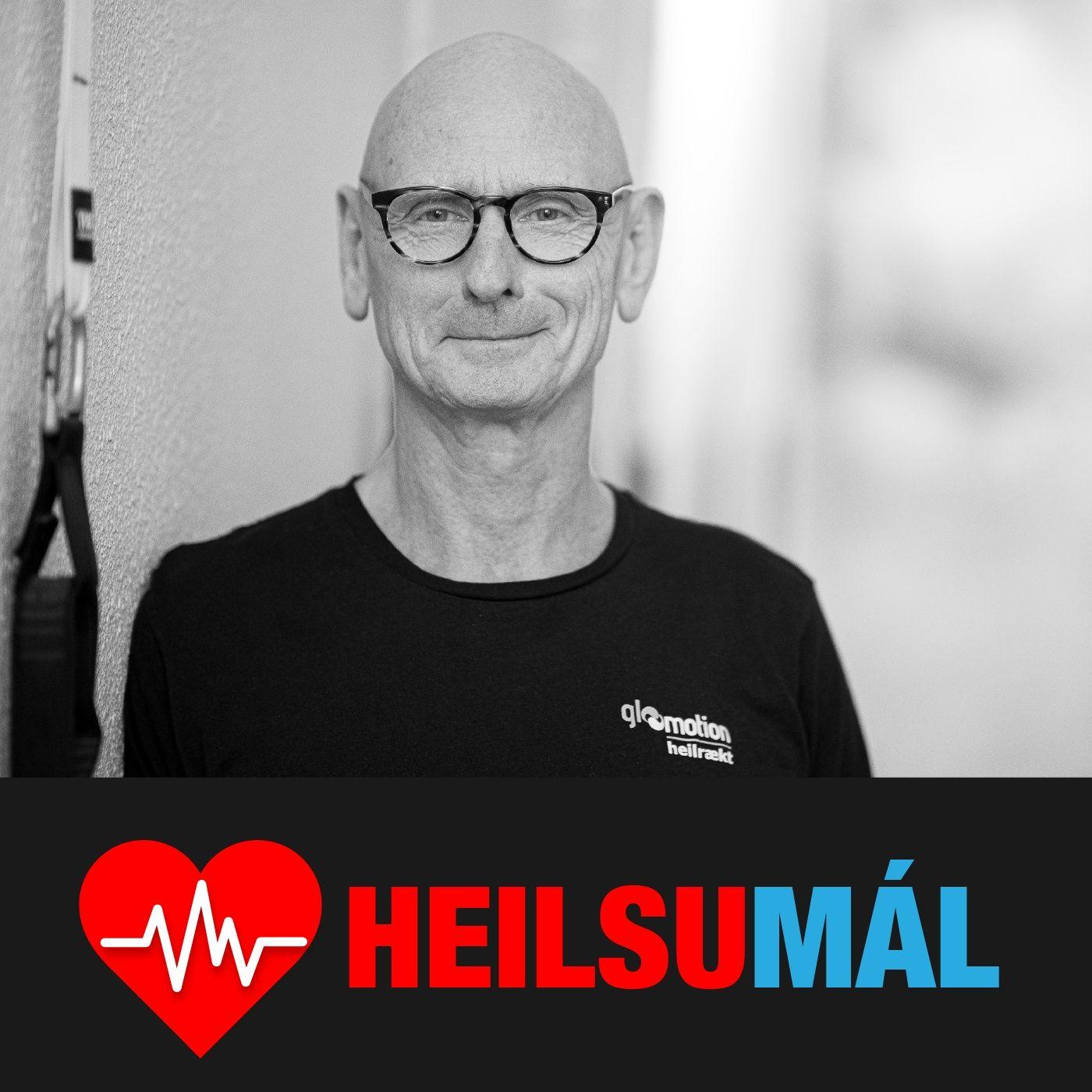 Heilsumál 12 - Máttur hjartans - 7 skref til varanlegrar velsældar - Guðni Gunnarsson