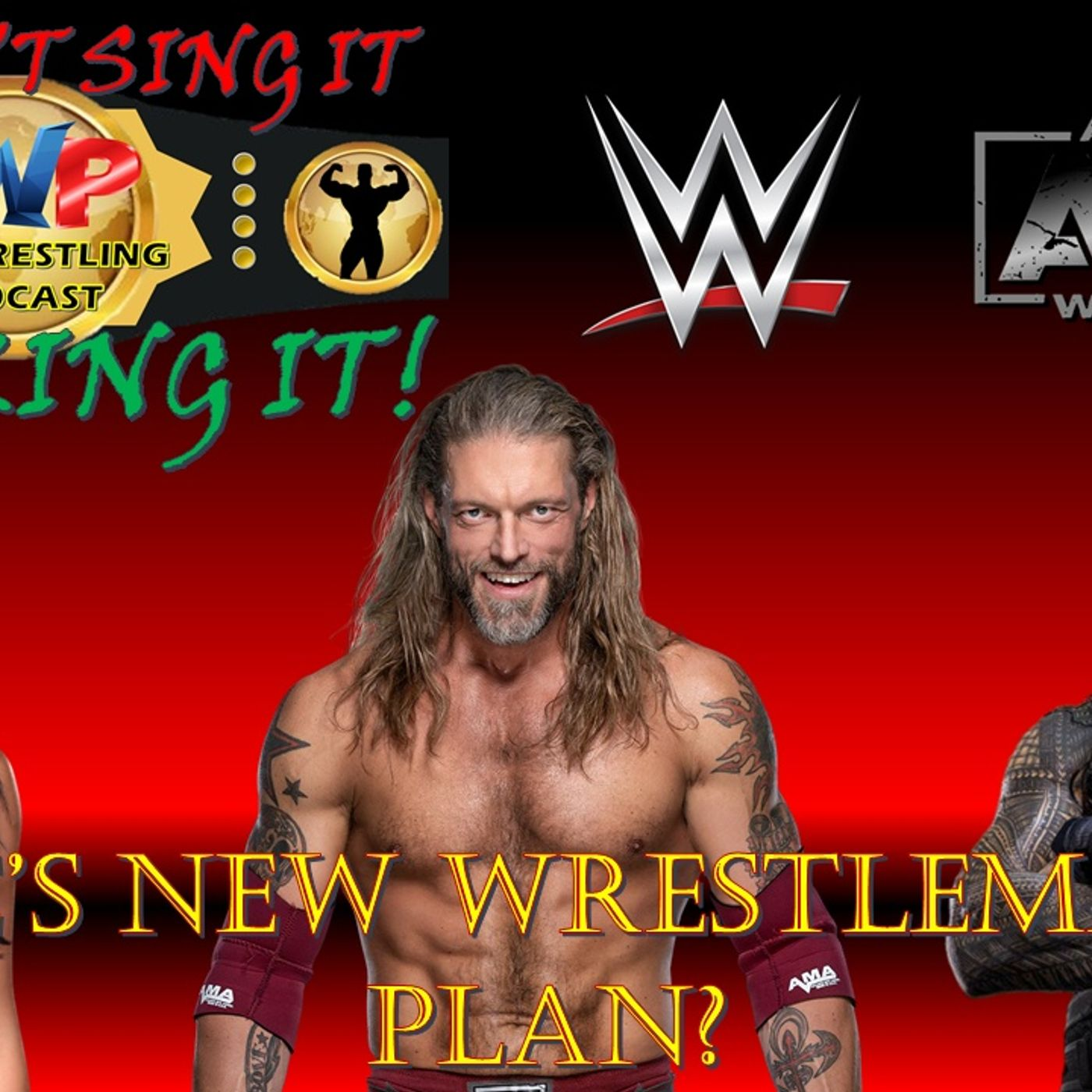 Edge's New WrestleMania Plan?