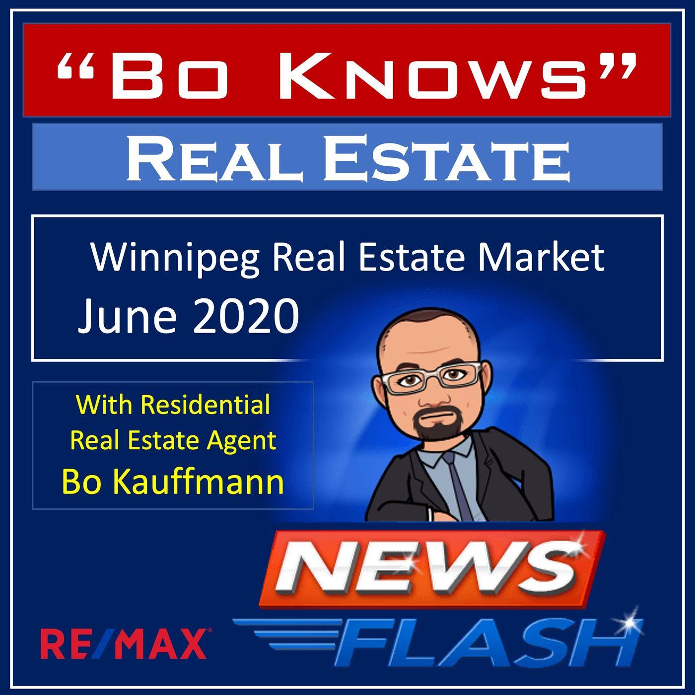 Winnipeg Real Estate Market Update June 2020