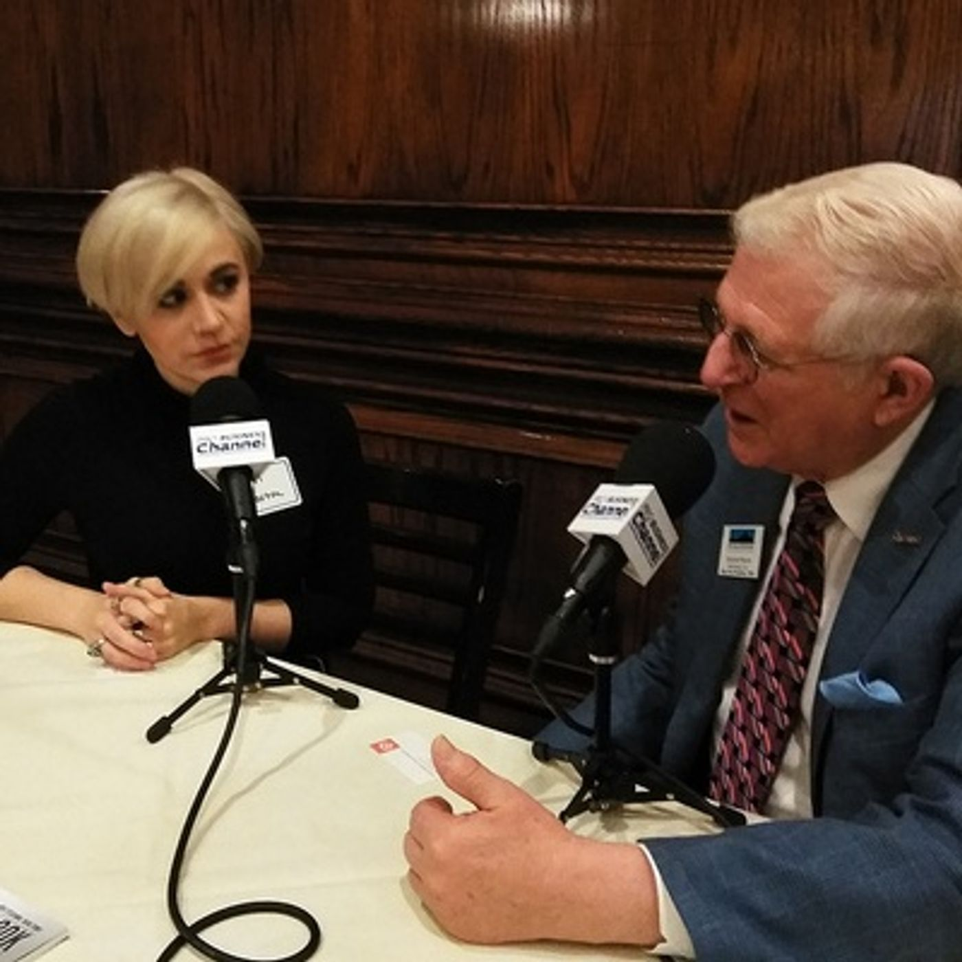Hillary Barton Interview at BBA Breakfast on the Buckhead Business Show